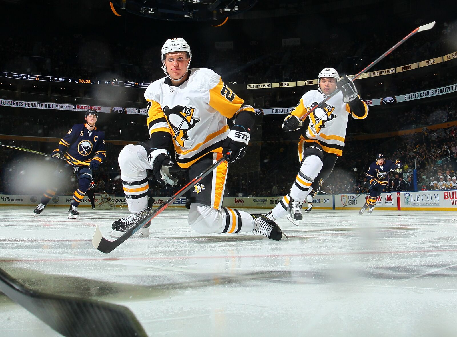 Pittsburgh Penguins appear to have found an above average third-line