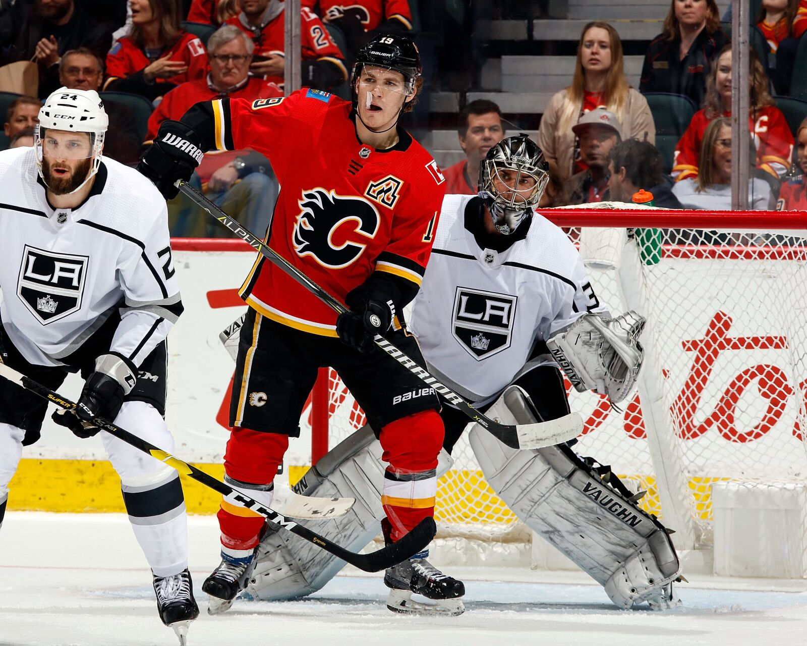Calgary Flames: Matthew Tkachuk is the next great tipper