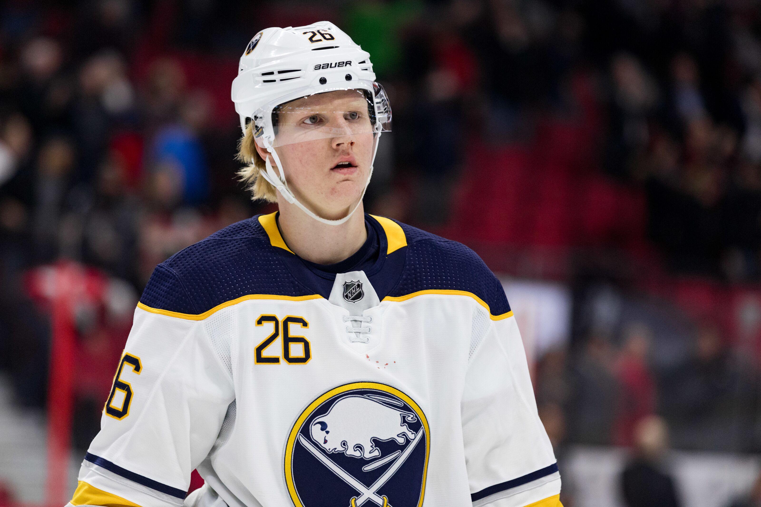 Buffalo Sabres: Rasmus Dahlin guarantees team will make playoffs