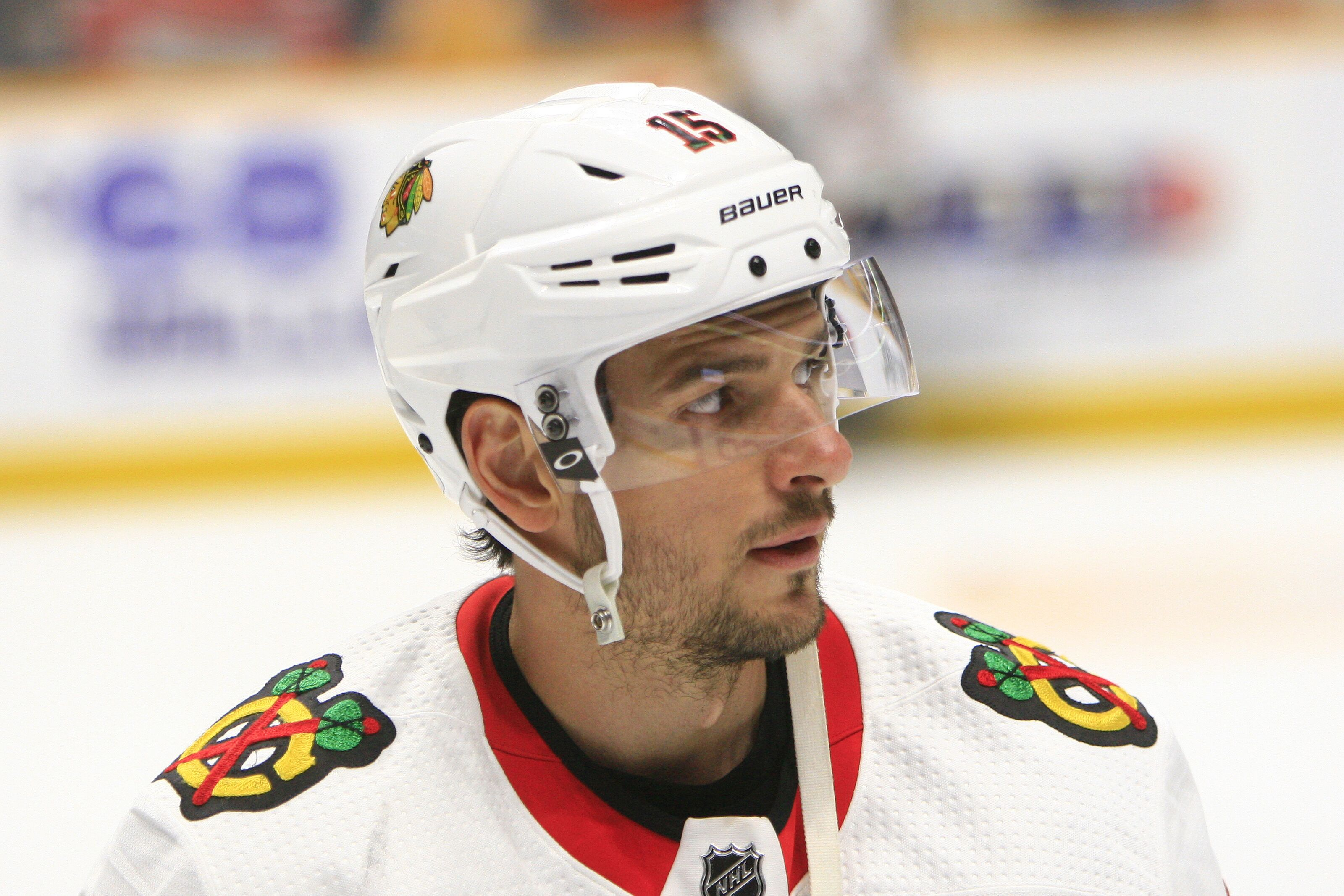 NHL trade grade: Blackhawks trade Artem Anisimov to Senators