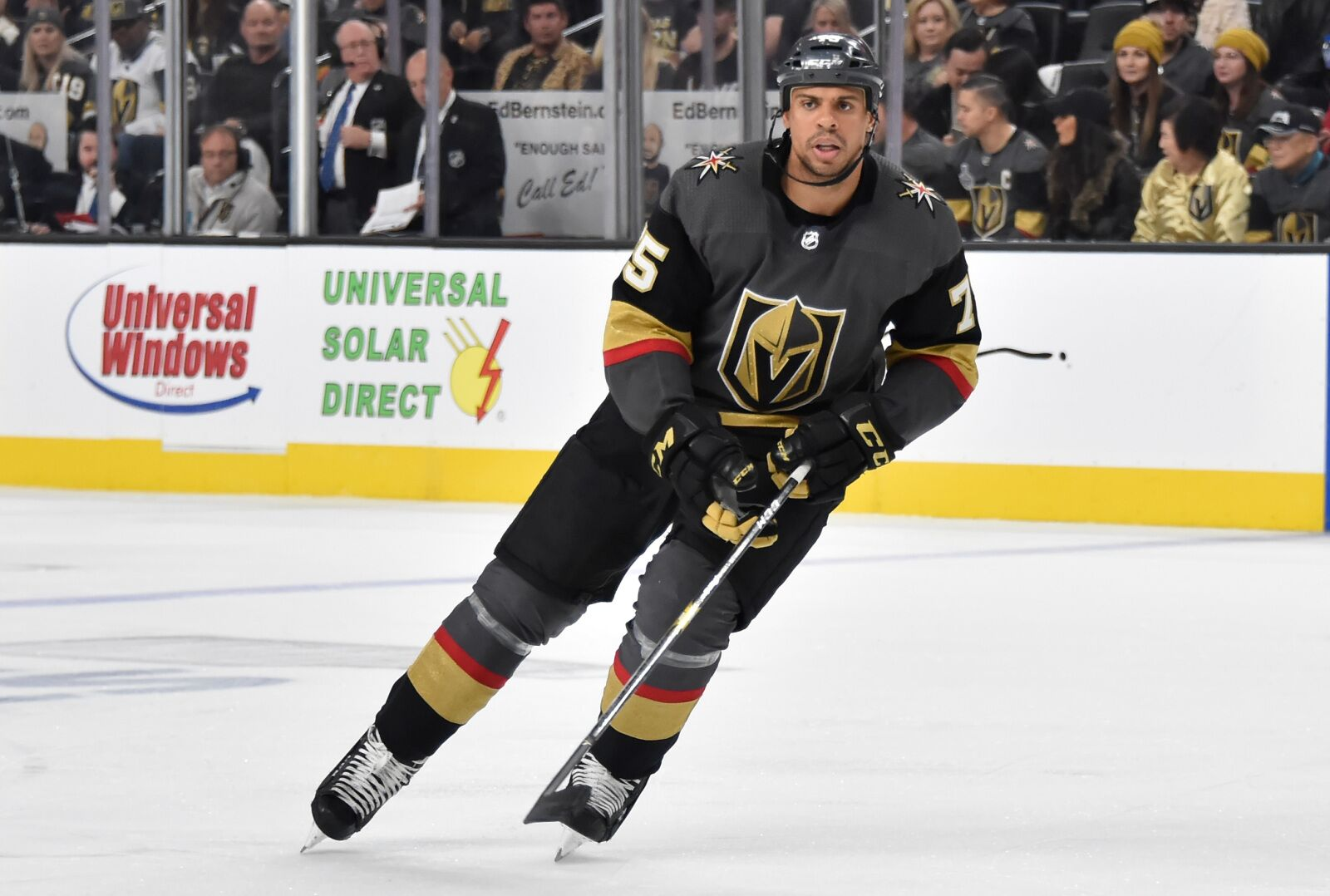 Vegas Golden Knights: Ryan Reaves is exactly what they need