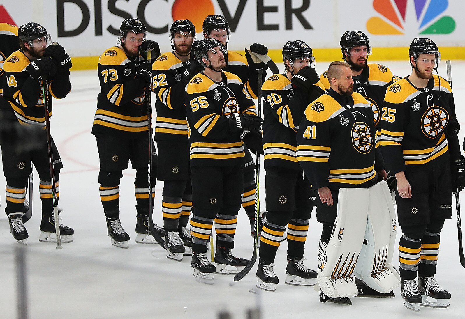 The Boston Bruins blew the chance to become a dynasty