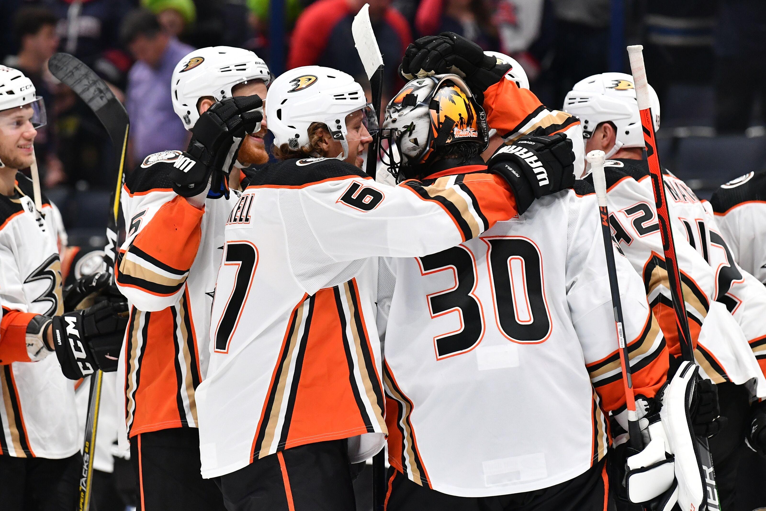 Anaheim Ducks finding early success in 2019-20 season