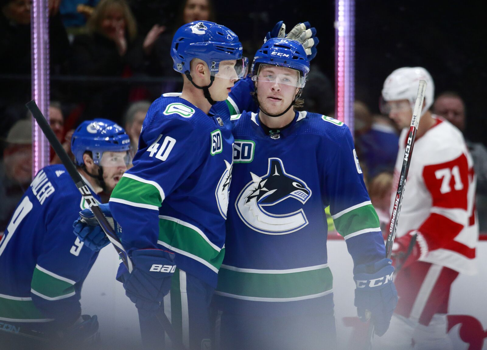 Vancouver Canucks have the makings of a playoff team