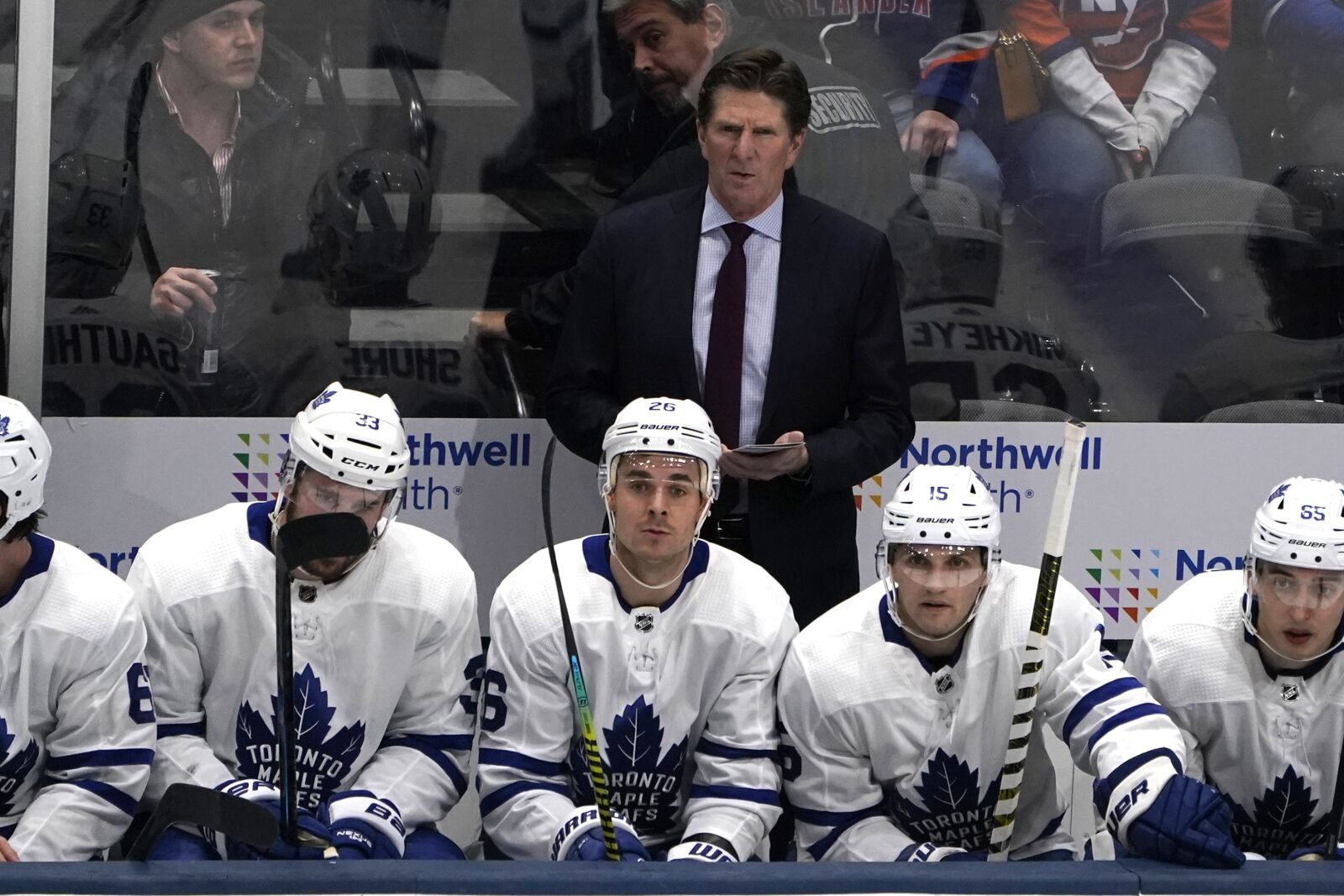 Toronto Maple Leafs finally fire head coach Mike Babcock