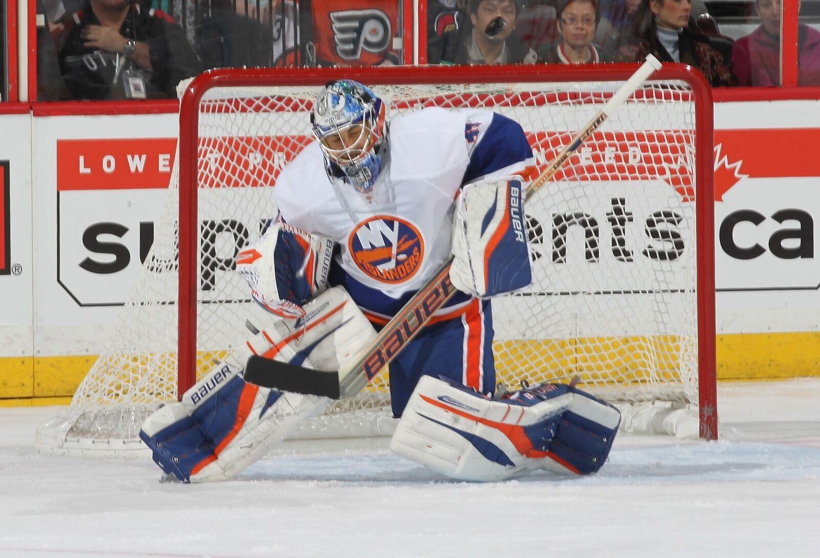 New York Islanders: An interview with former goalie Rick DiPietro