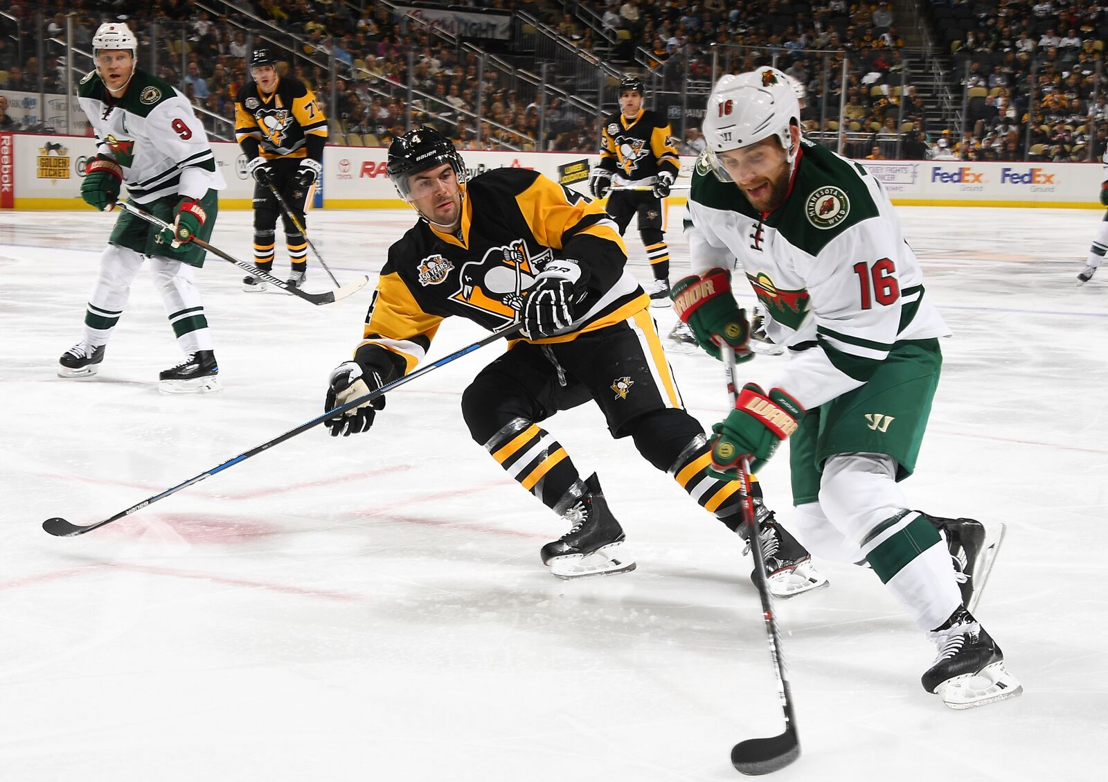 Pittsburgh Penguins Should Pursue A Jason Zucker Trade