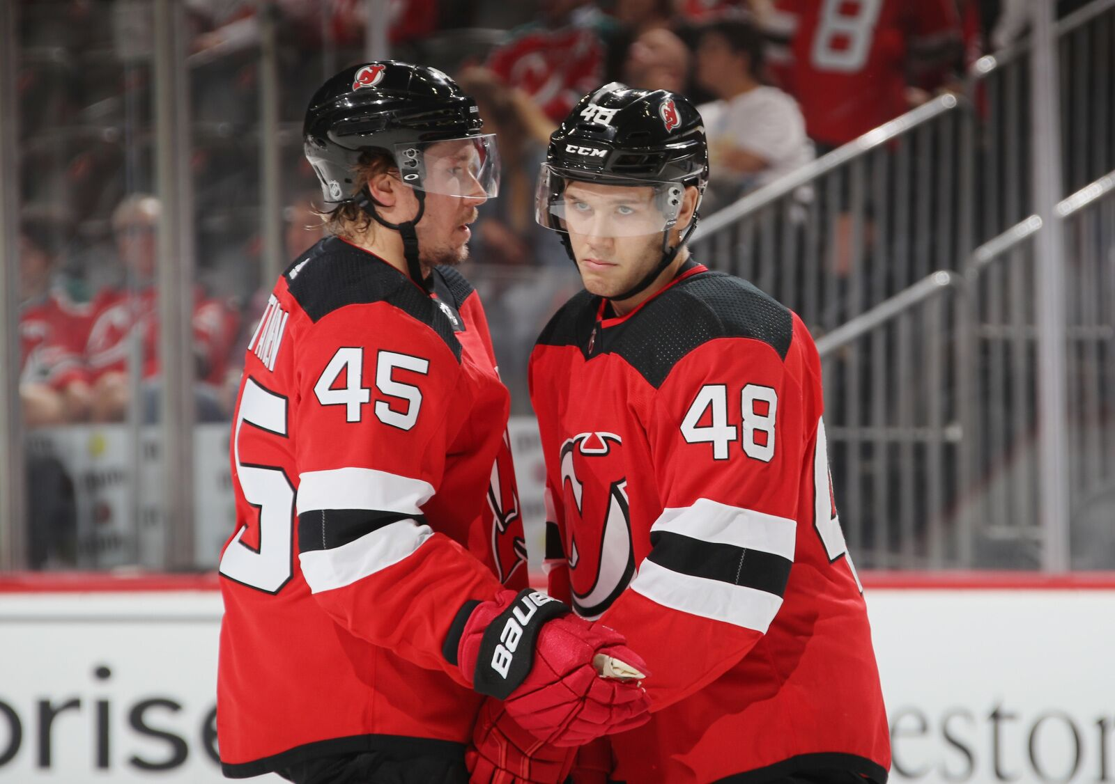 05694e7a1 New Jersey Devils Make Right Decision For Future Demoting Ty Smith
