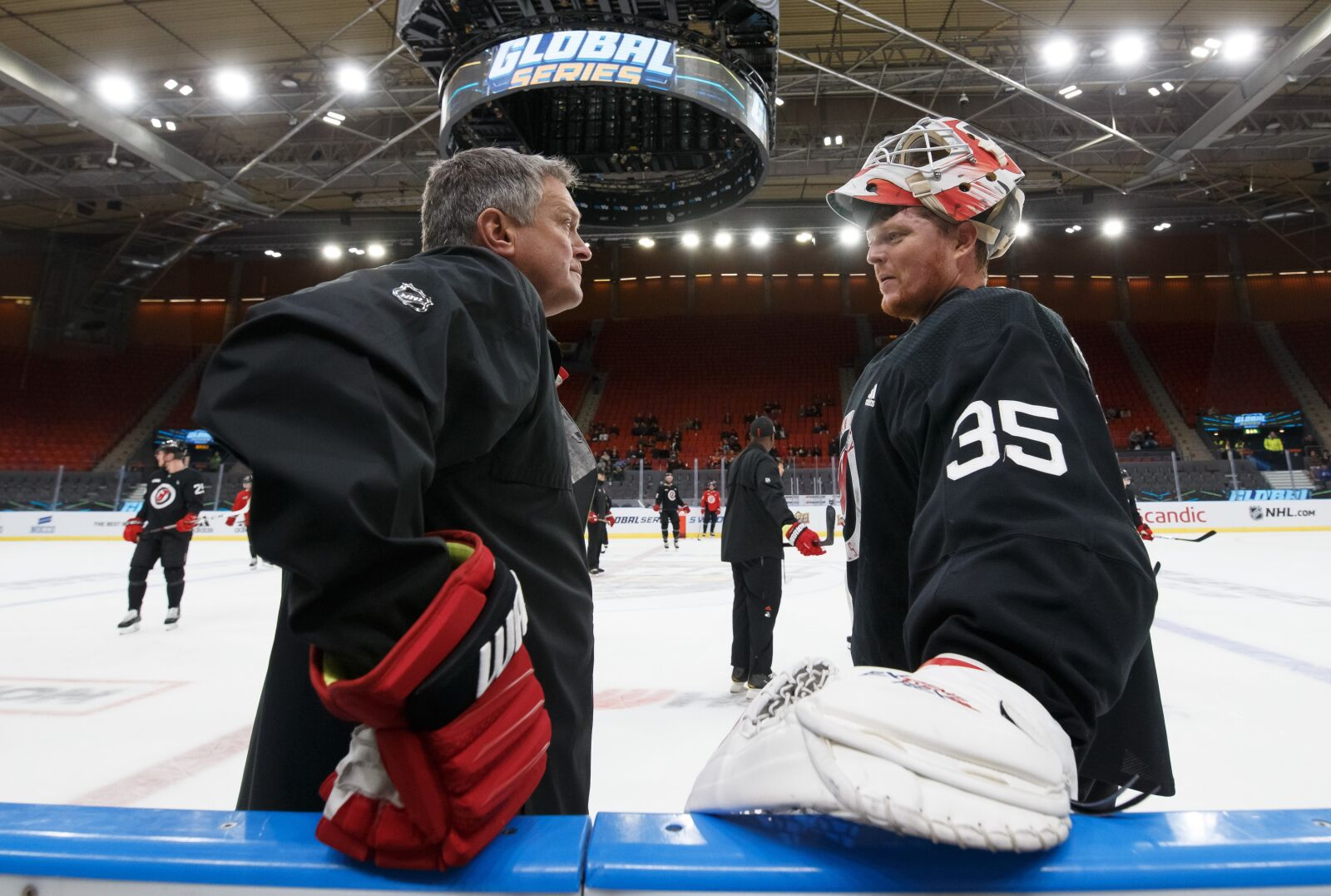 What If New Jersey Devils Never Traded For Cory Schneider?