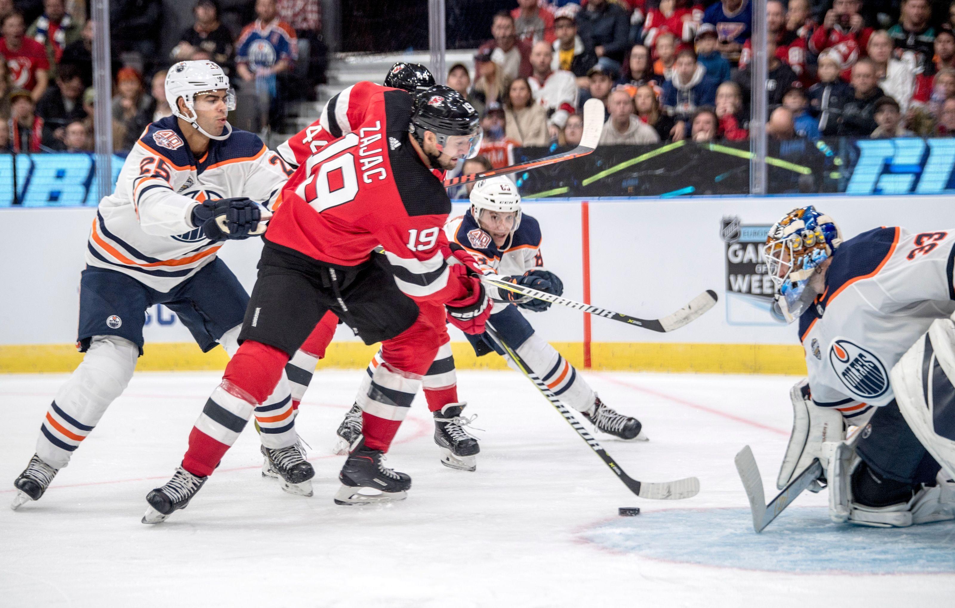 55569e12d New Jersey Devils  Team Needs Travis Zajac Resurgence
