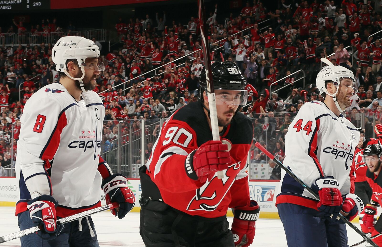 New Jersey Devils  Marcus Johansson Shows Why Team Traded For Him 33544d062