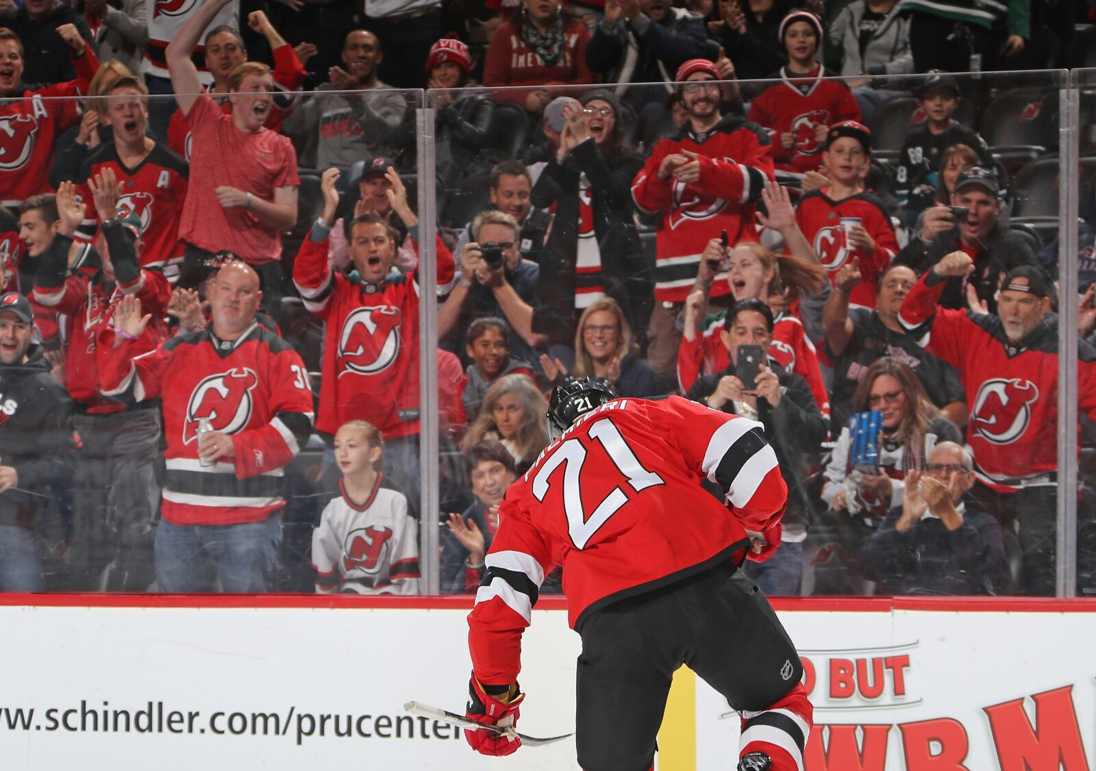 c97067c4a17 New Jersey Devils: Where Is Kyle Palmieri's Ceiling?