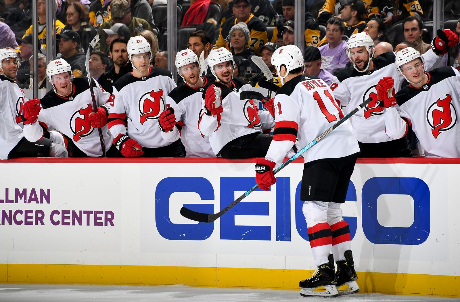 New Jersey Devils: Brian Boyle's Story Keeps Getting Better