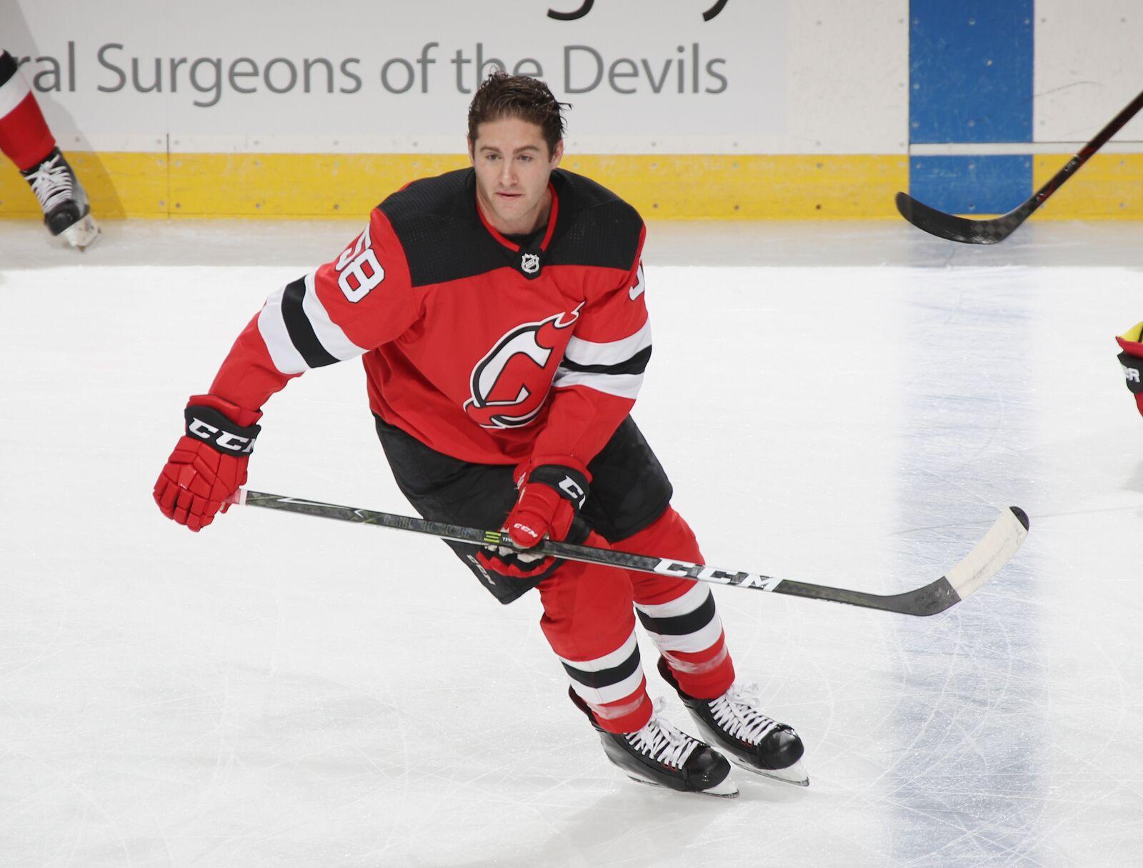 best service ca099 c7172 Binghamton Devils Name Kevin Rooney As Next Captain