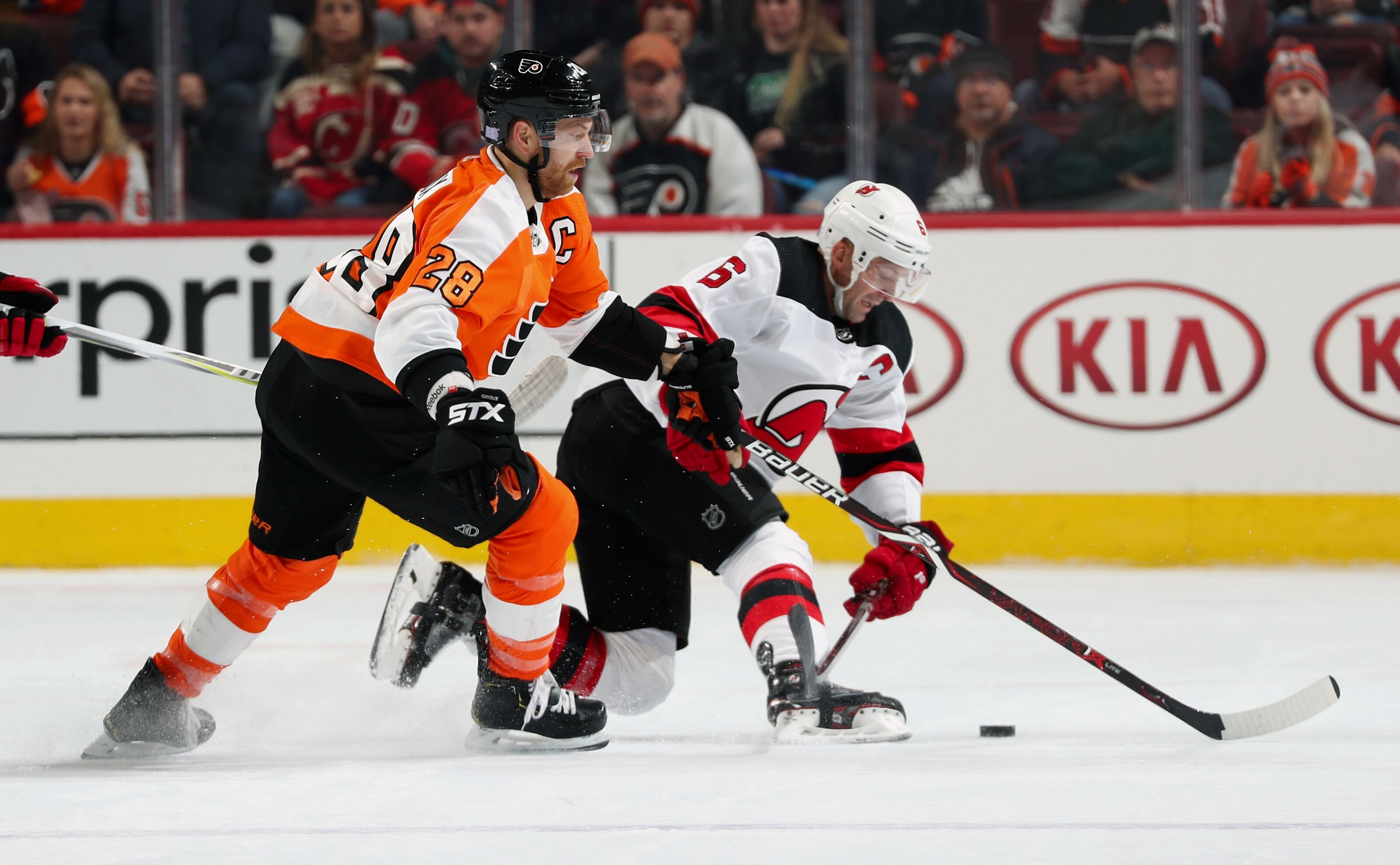New Jersey Devils Can't Rely On Andy Greene In Sami Vatanen's Absence