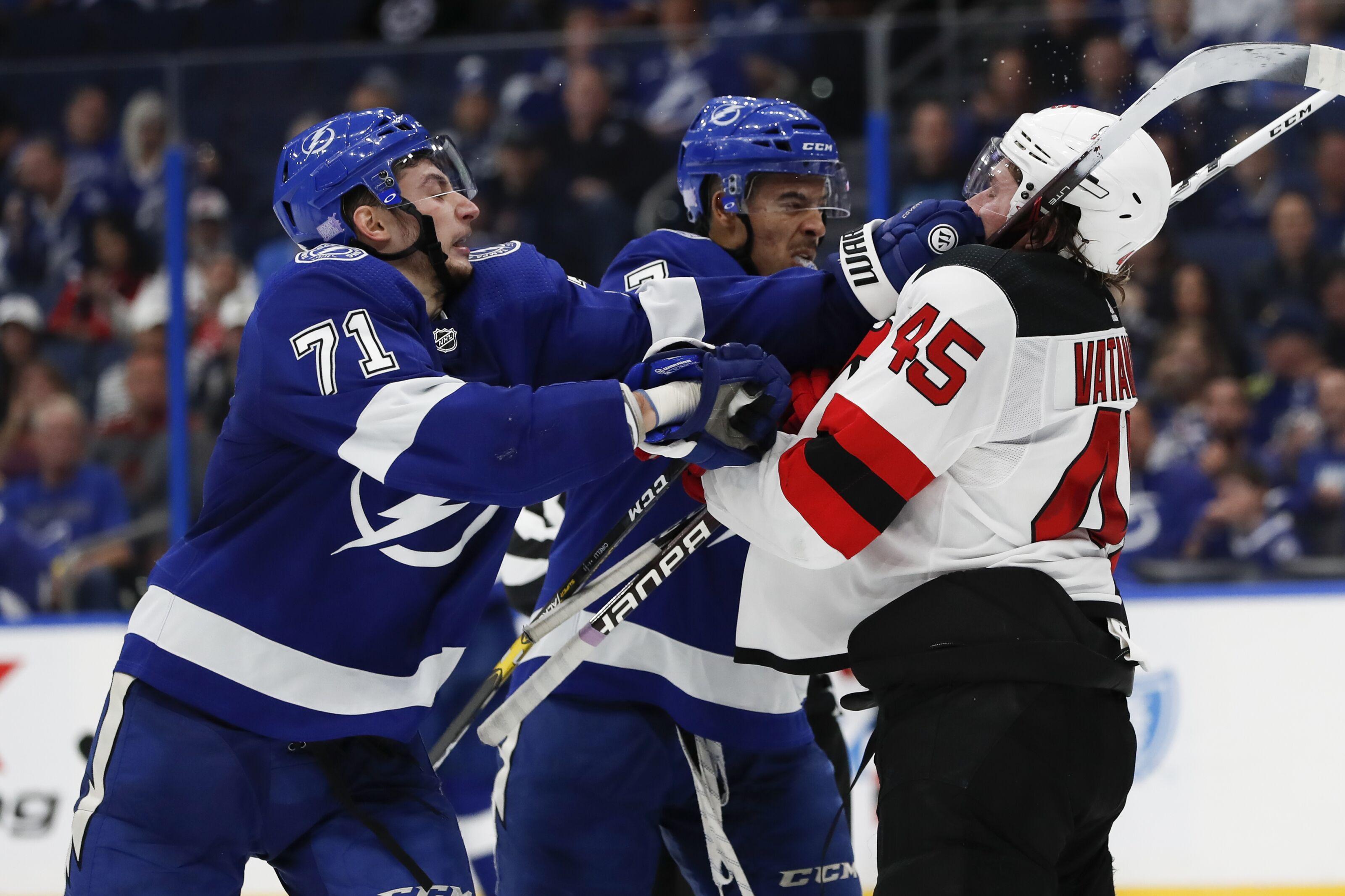 Should the New Jersey Devils Consider Moving Sami Vatanen?