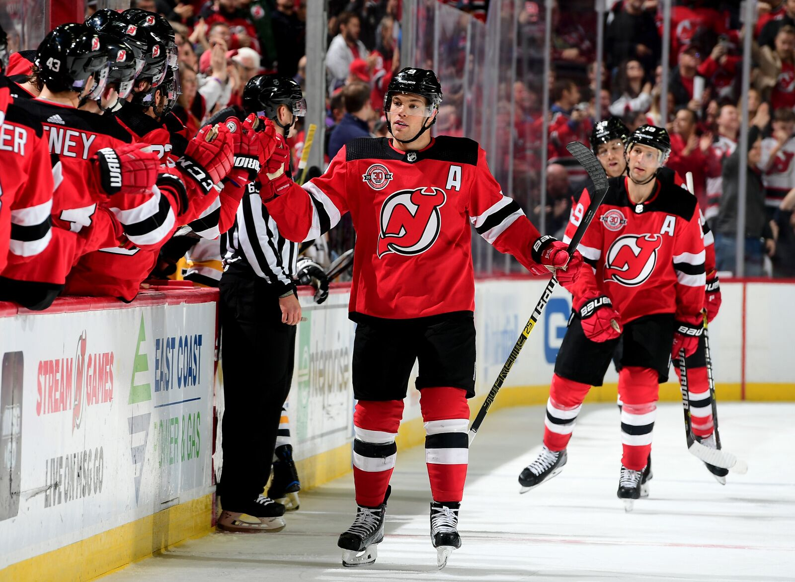 New Jersey Devils: Taylor Hall Finally Puts Together MVP Performance