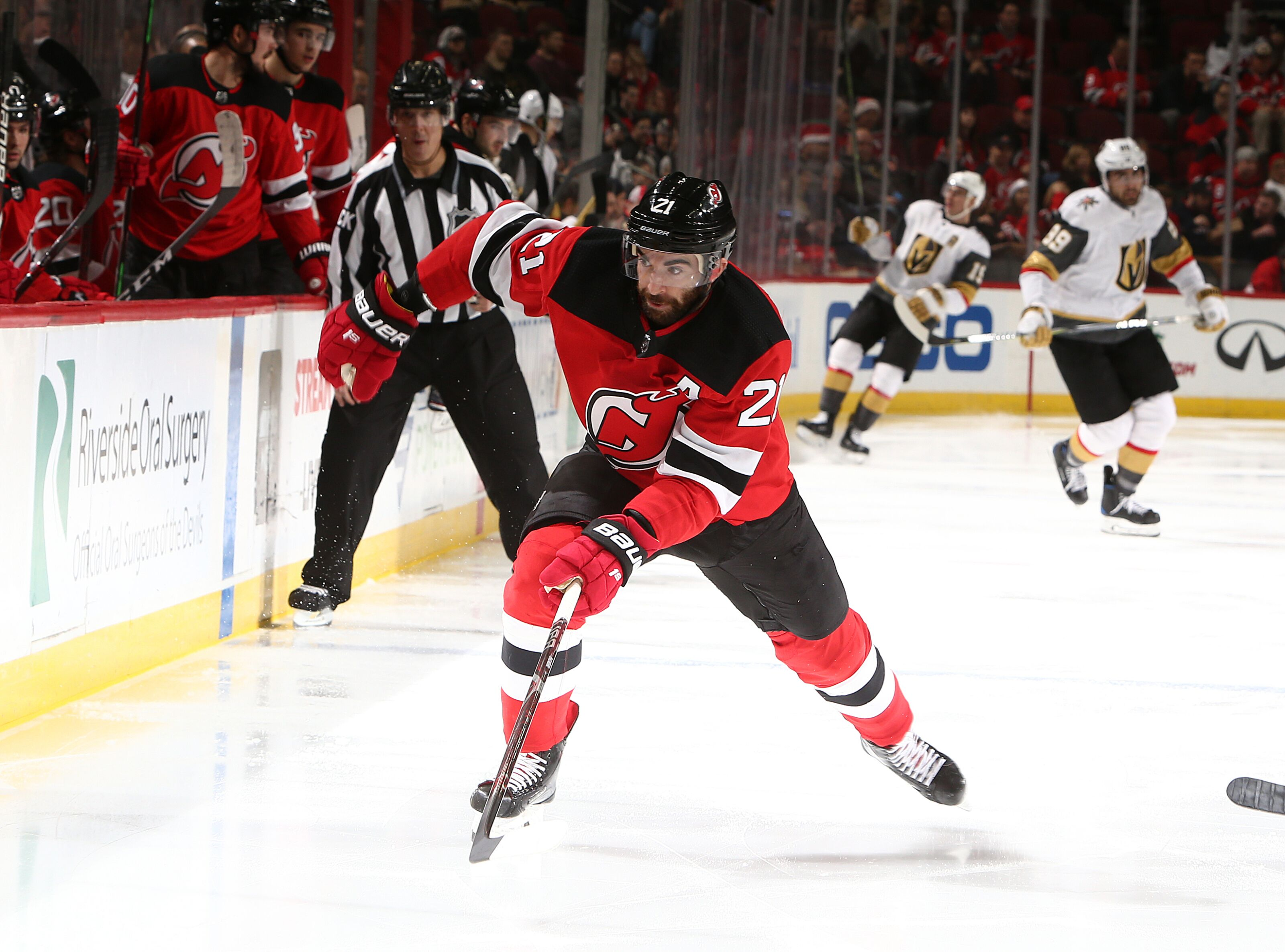 b67a9a343d2 New Jersey Devils: How High Can Kyle Palmieri Go?