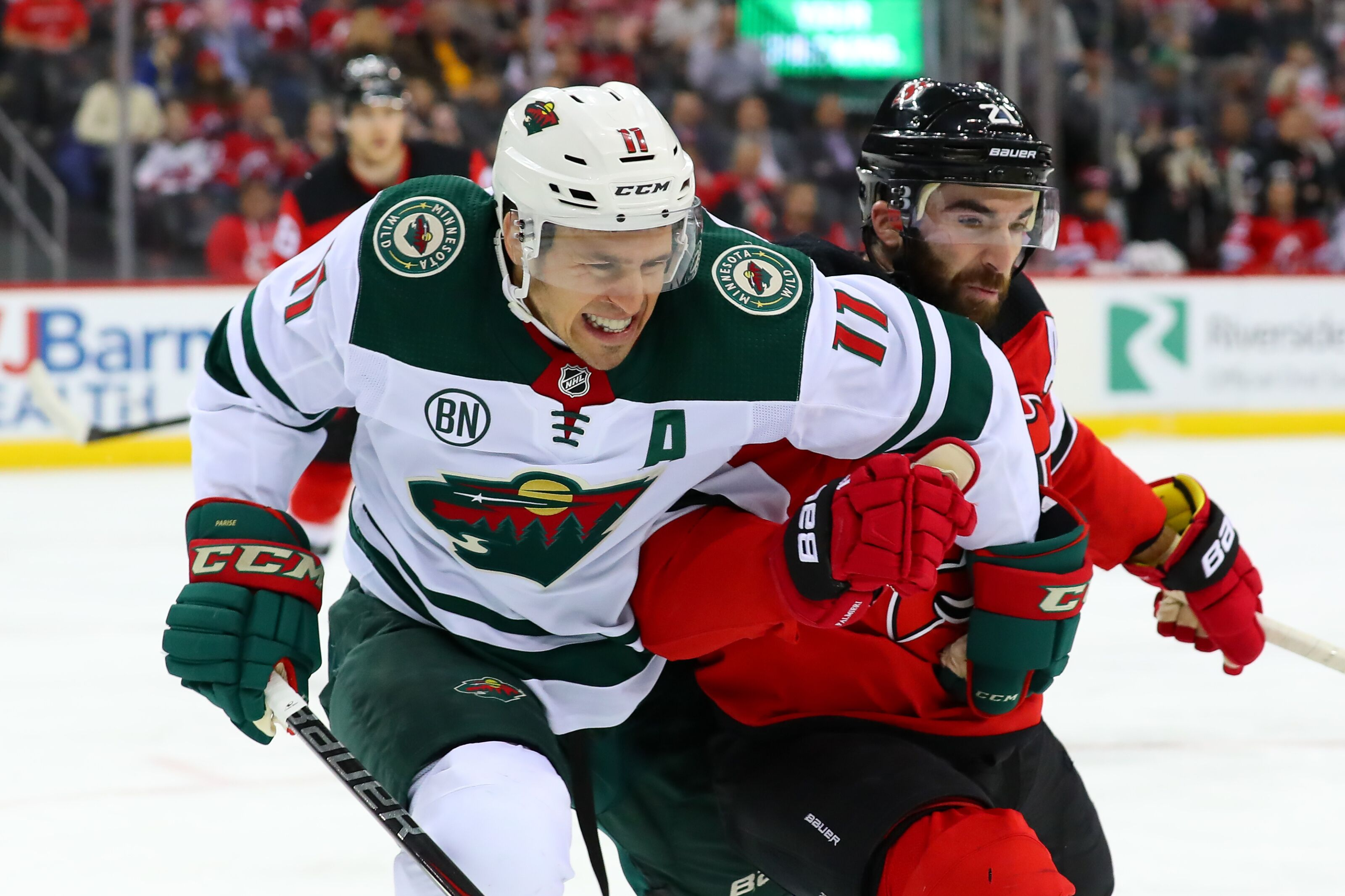 New Jersey Devils: Should Fans Get Over Zach Parise Leaving?
