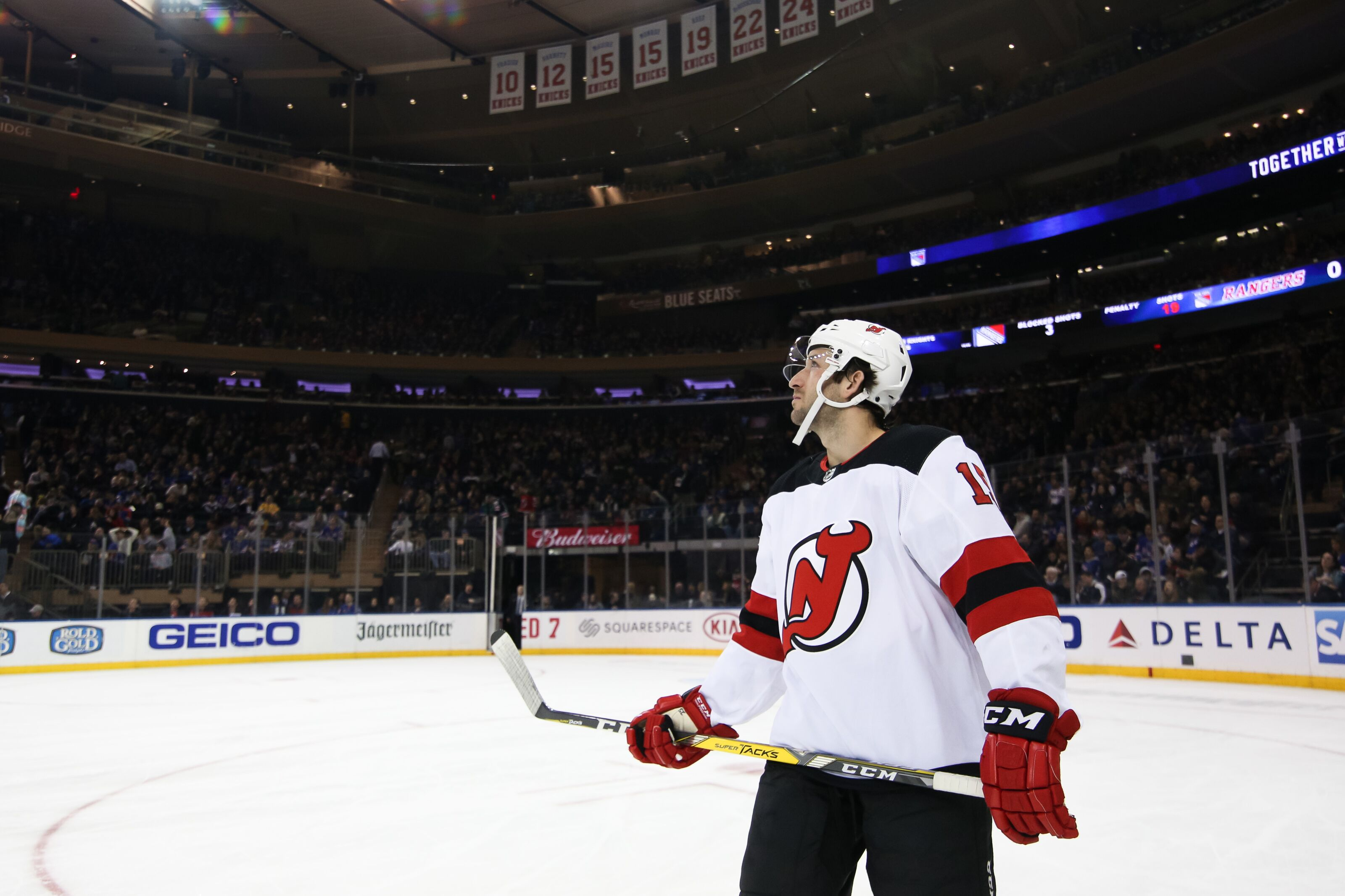 New Jersey Devils  Nick Lappin Lost His Final Chance 2a28142e5