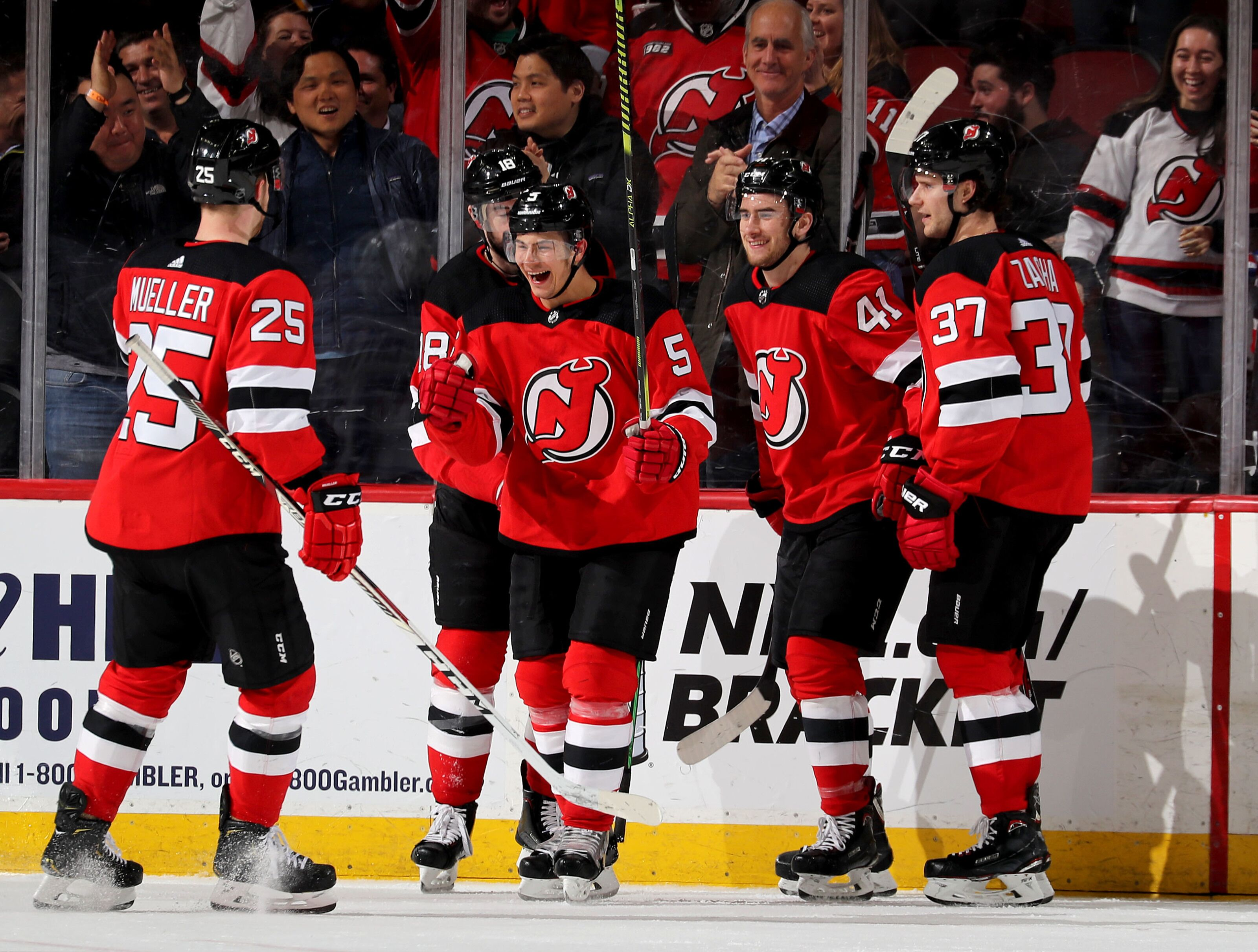 huge selection of 78e40 2b03c New Jersey Devils: Evaluating Futures of Pavel Zacha ...