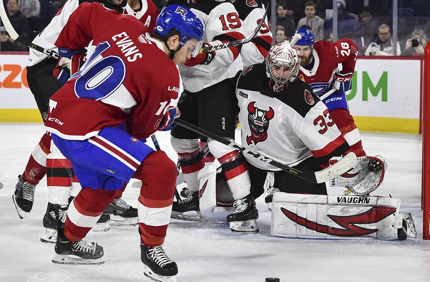 Cam Johnson May Have Played Last Game With New Jersey Devils