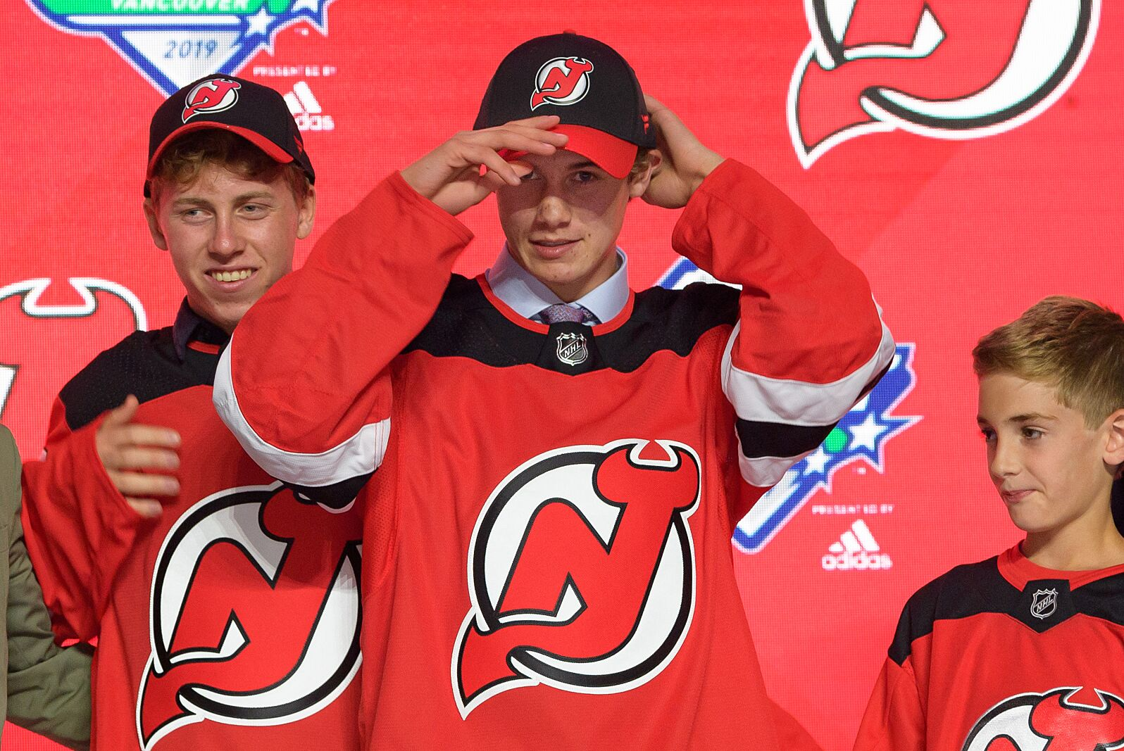 sports shoes da735 882d8 New Jersey Devils: Grading Every Metropolitan Team's 2019 ...