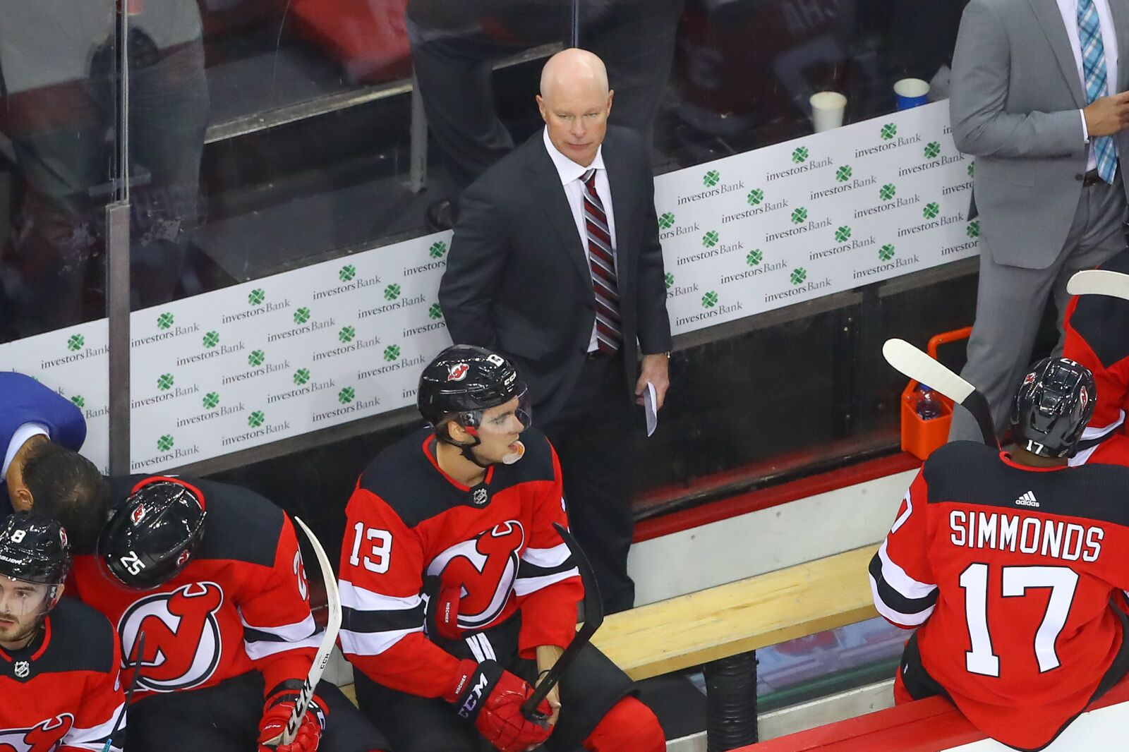 New Jersey Devils Need To Seriously Consider What To Do At Head Coach