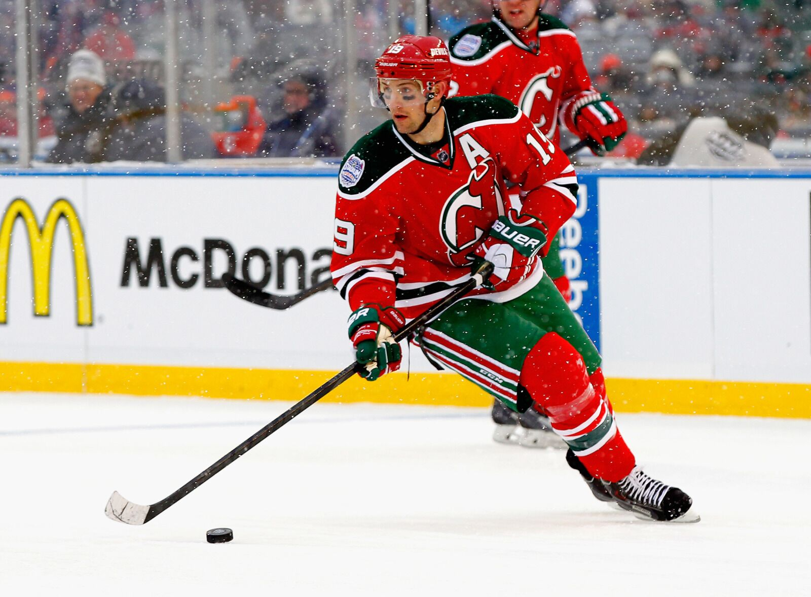 New Jersey Devils  Team Giving Up On Third Jersey  c1a81ea53
