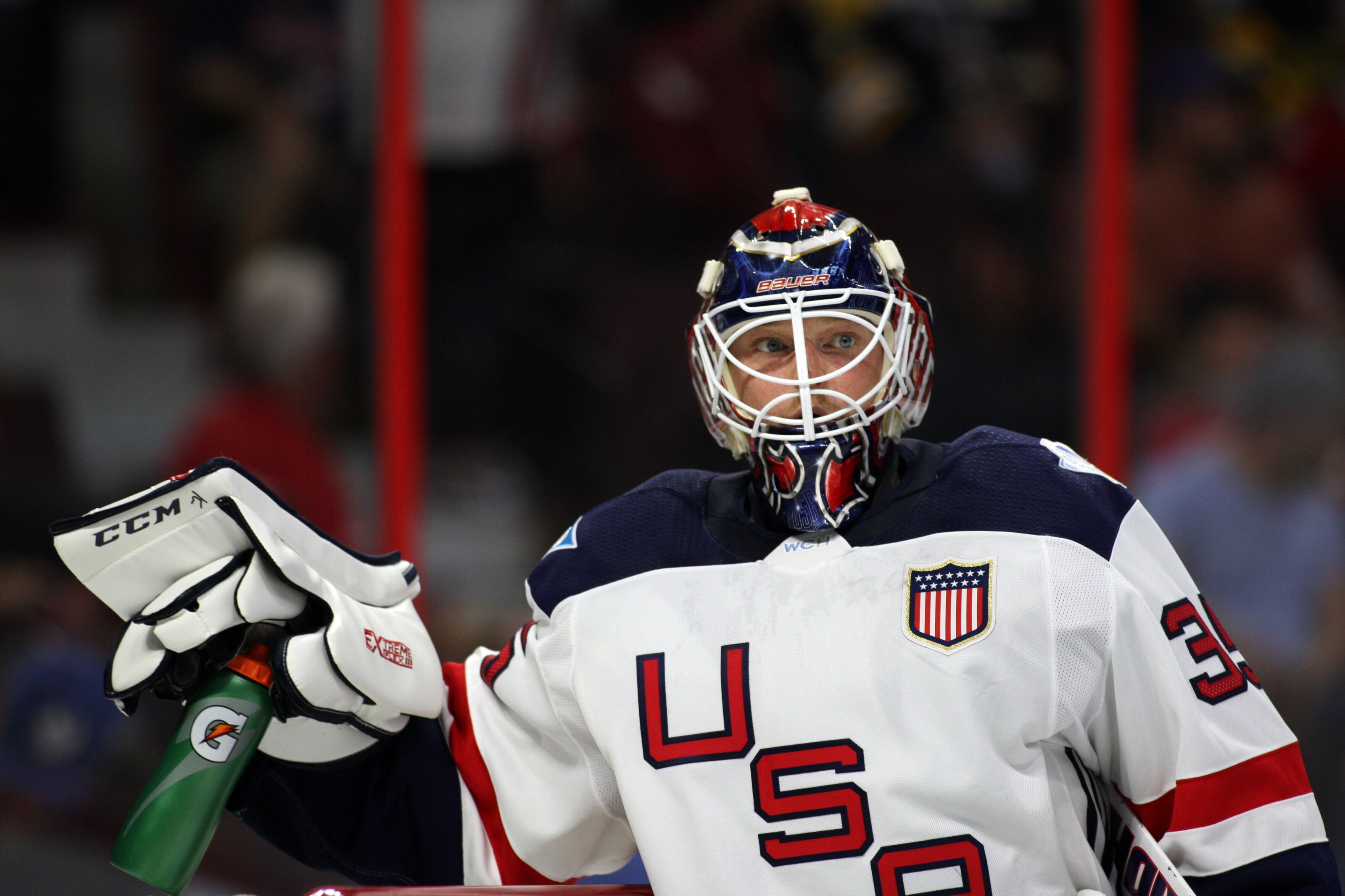 New Jersey Devils Sport A Very Large American Presence