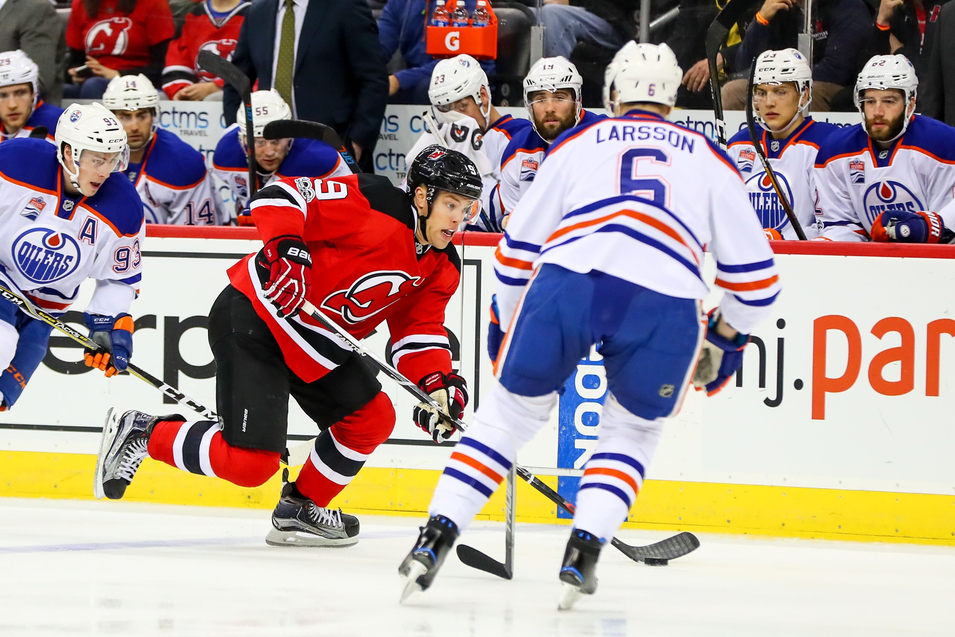 New Jersey Devils: Who Actually Won Taylor Hall-Adam Larsson Trade?
