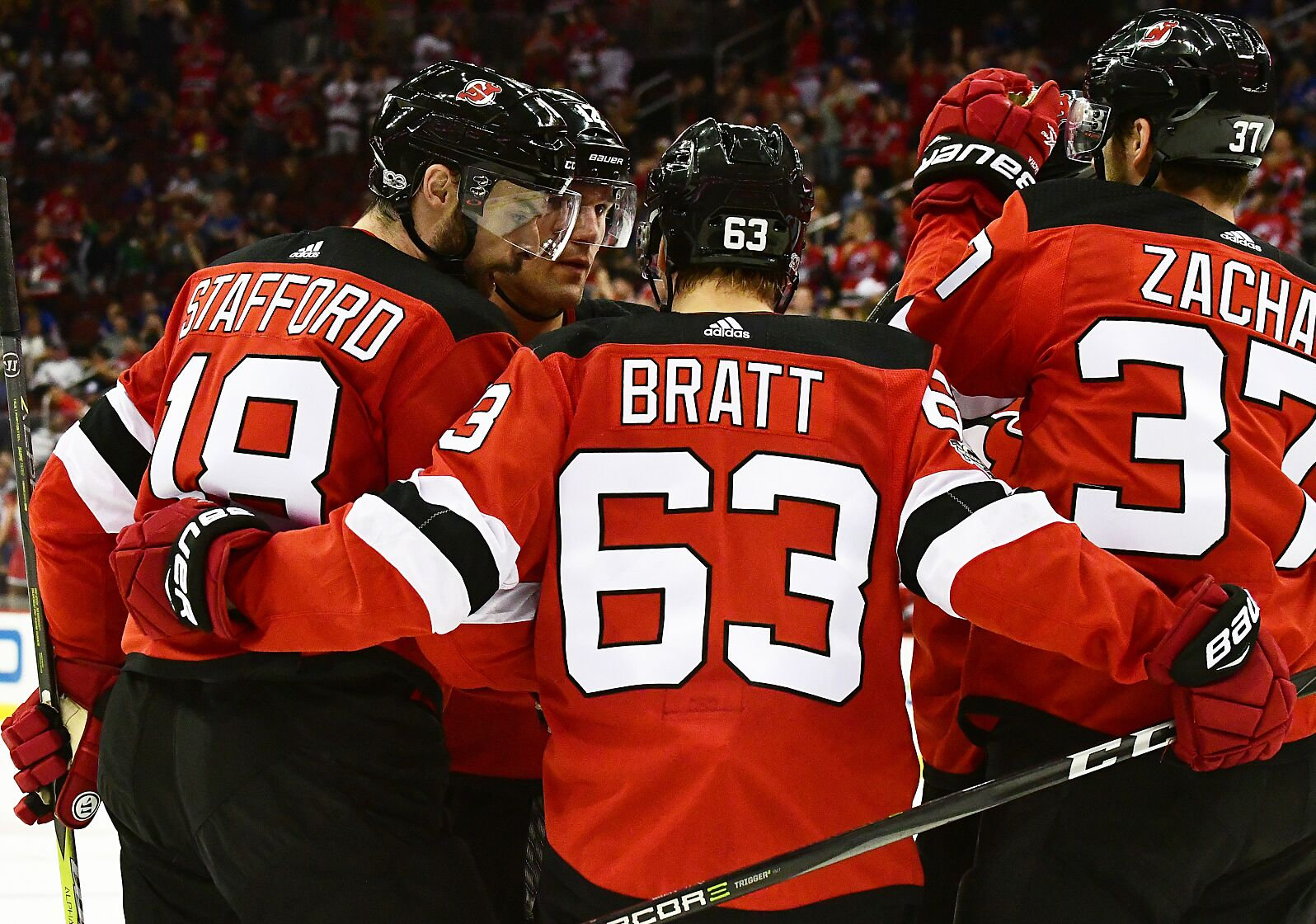 e679cd169 New Jersey Devils  5 Players Who Could Be This Year s Jesper Bratt