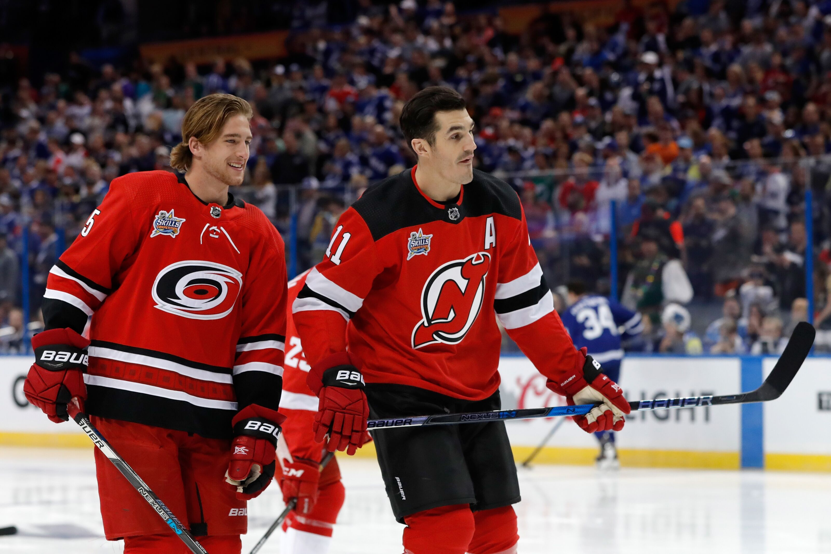 New Jersey Devils Should Call Carolina Hurricanes Immediately 81052bf25