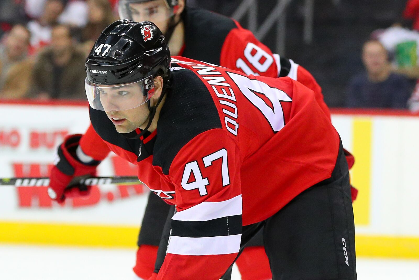 9017e256f New Jersey Devils: John Quenneville Traded To Chicago