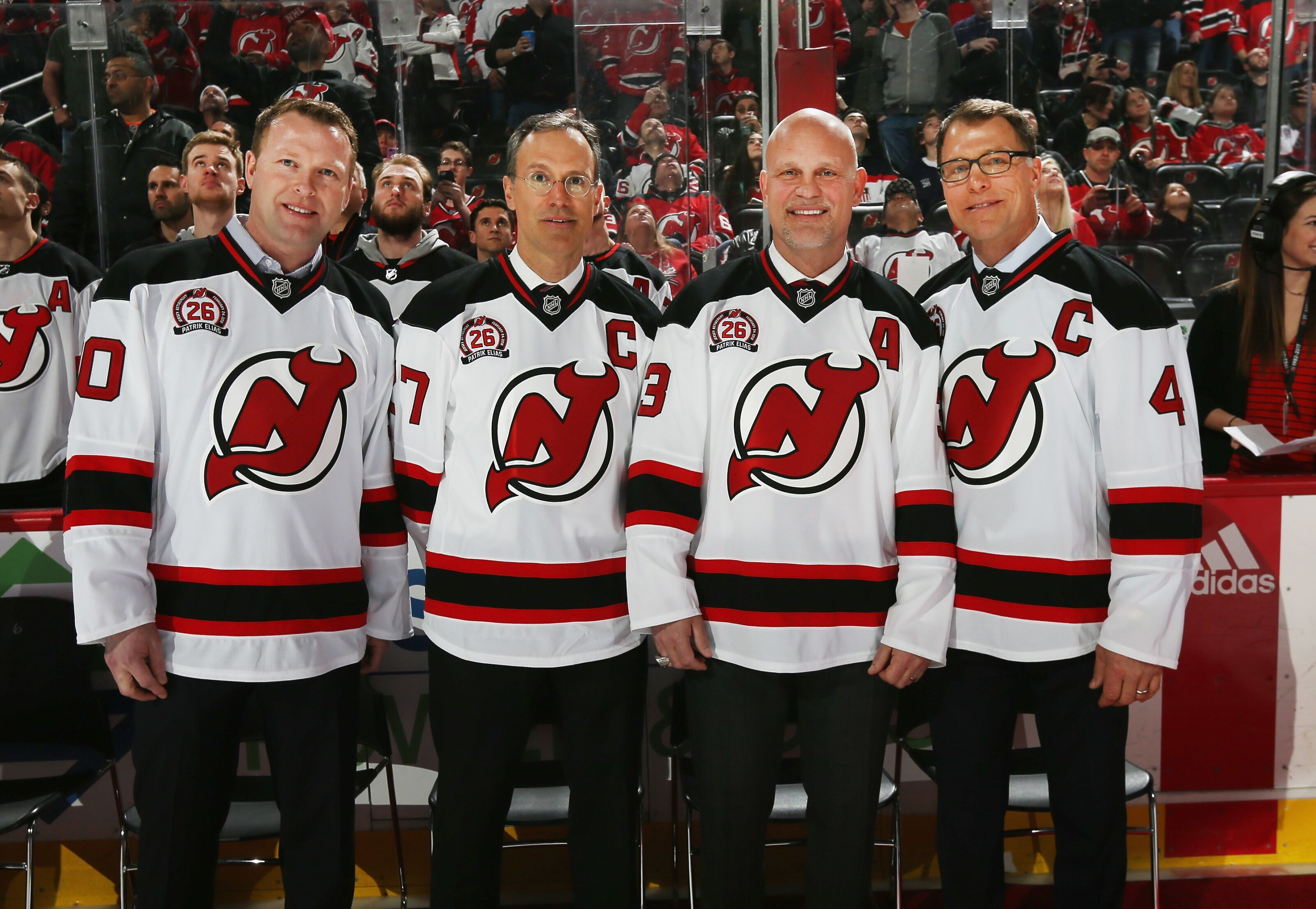 check out 5ebd9 2bc26 New Jersey Devils: Patrik Elias Snubbed From Team Mount Rushmore