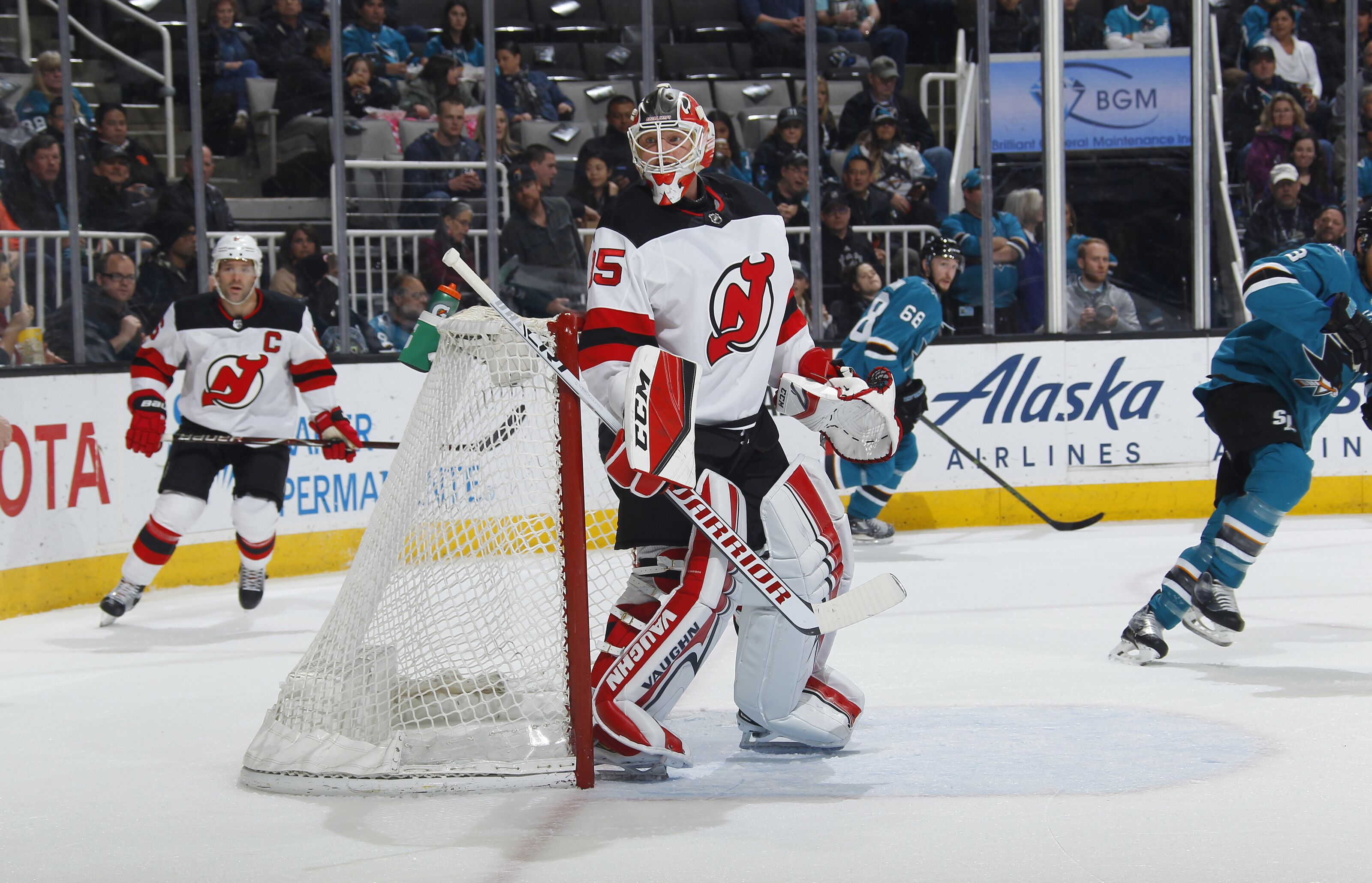 New Jersey Devils: Is Trading Cory Schneider Possible?