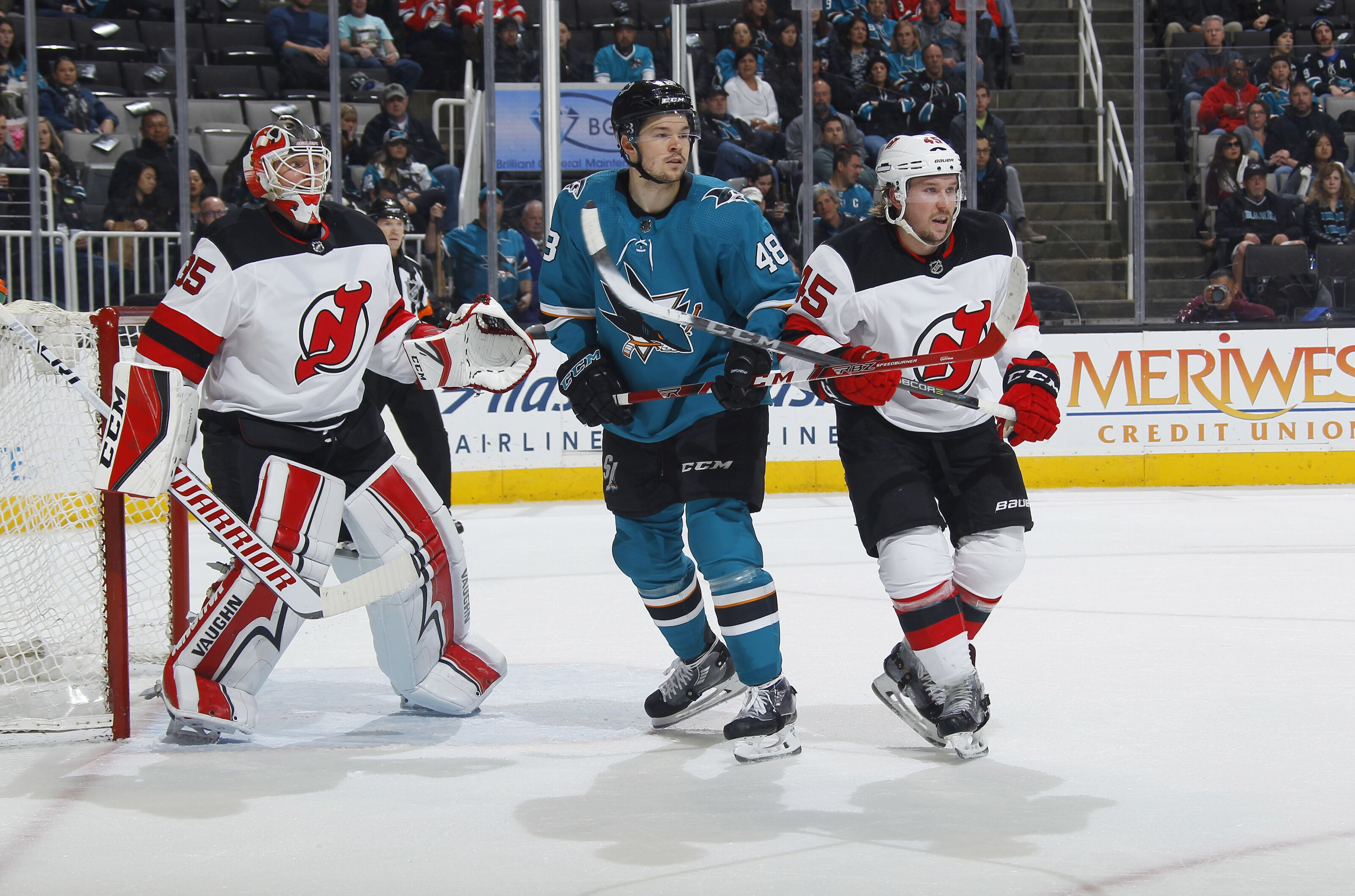 big sale df370 87e07 Breaking Down New Jersey Devils - San Jose Sharks Matchup