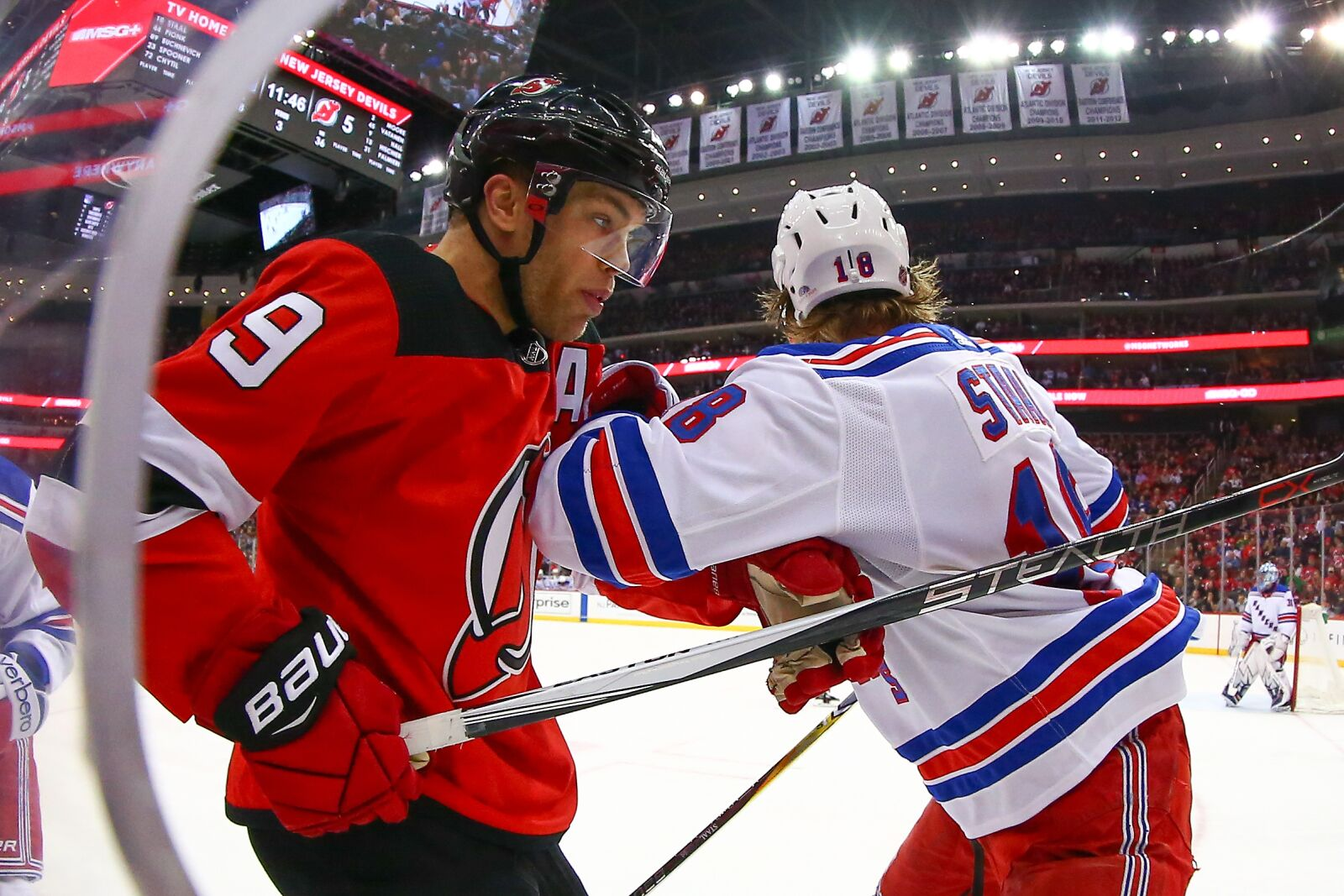 7a524fd9b New Jersey Devils Must Take Advantage Of New York Down Years