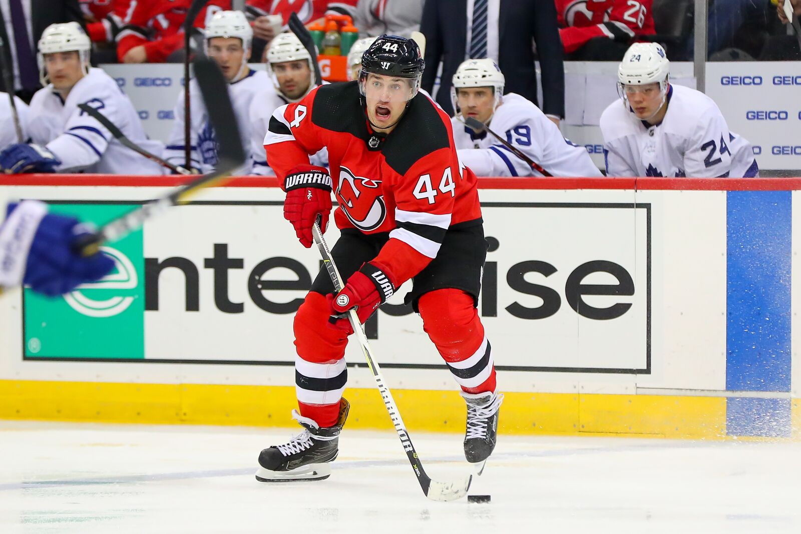 New Jersey Devils  What s Taking So Long On Miles Wood s Contract  4d93c9806