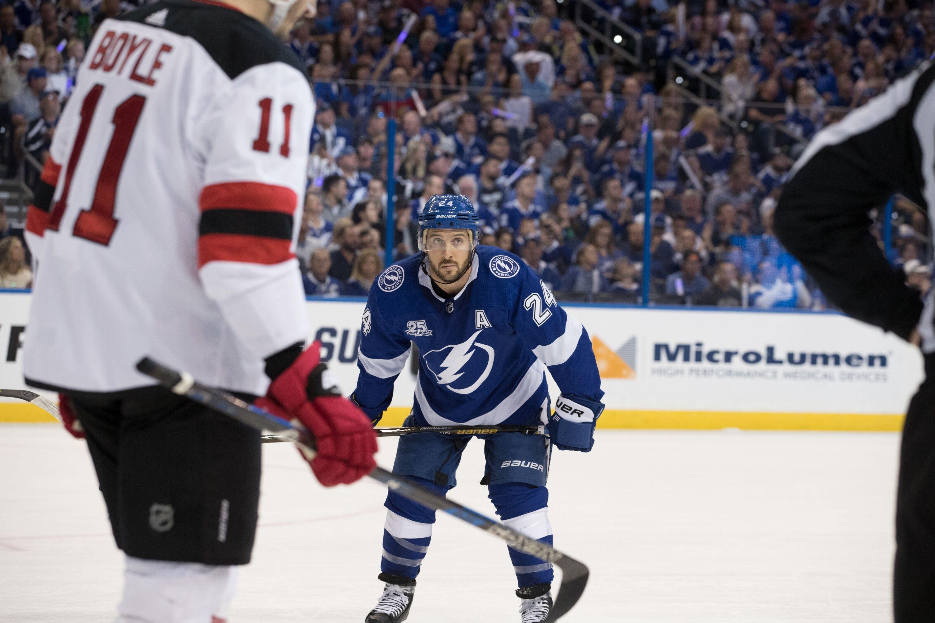 bd474f34b New Jersey Devils Trade Partner  Tampa Bay Lightning