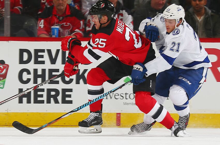 hot sale online 33579 0a588 Mirco Mueller Injury Is Devastating For The New Jersey Devils