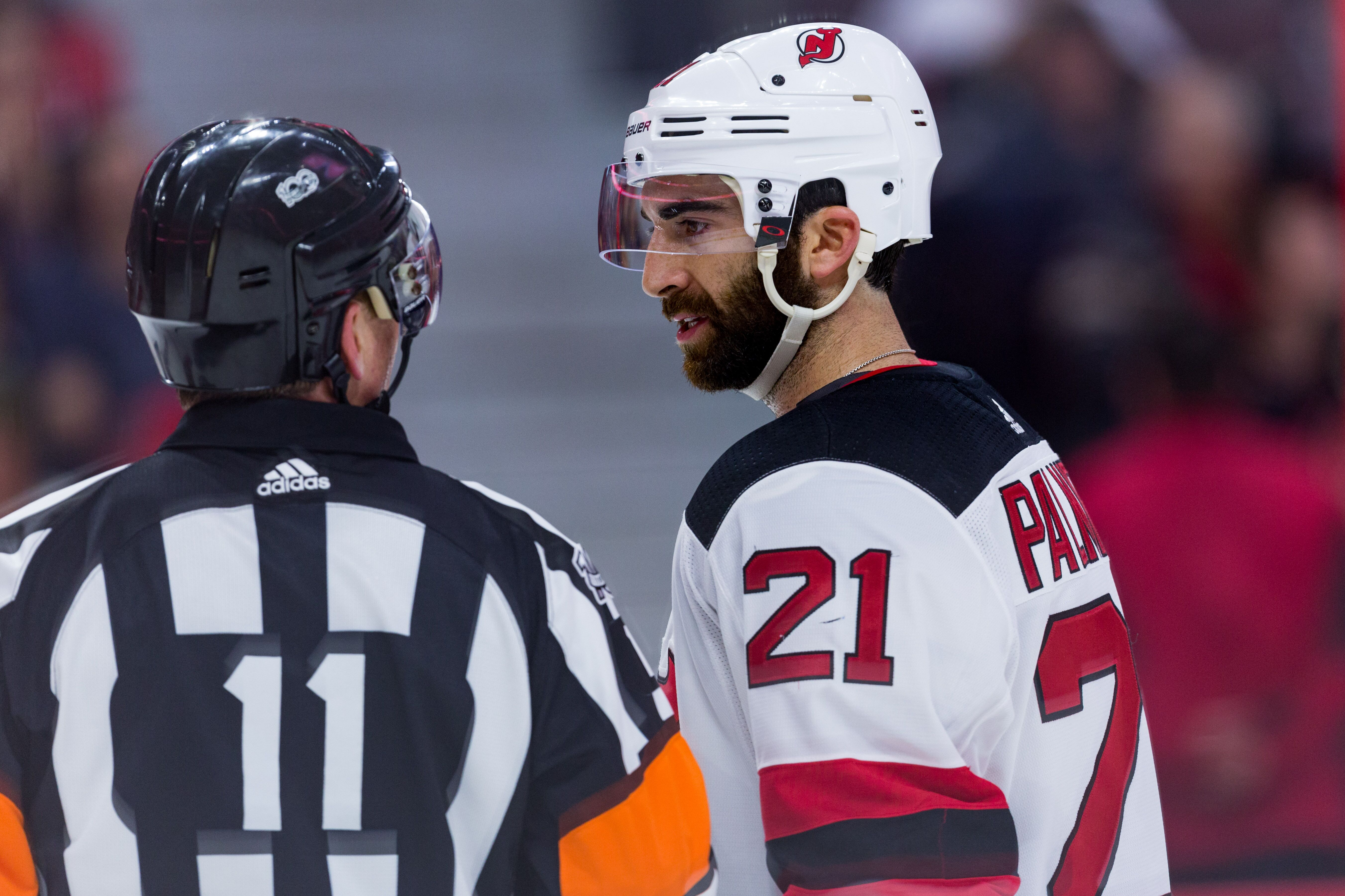 New Jersey Devils Can't Afford Kyle Palmieri Injury