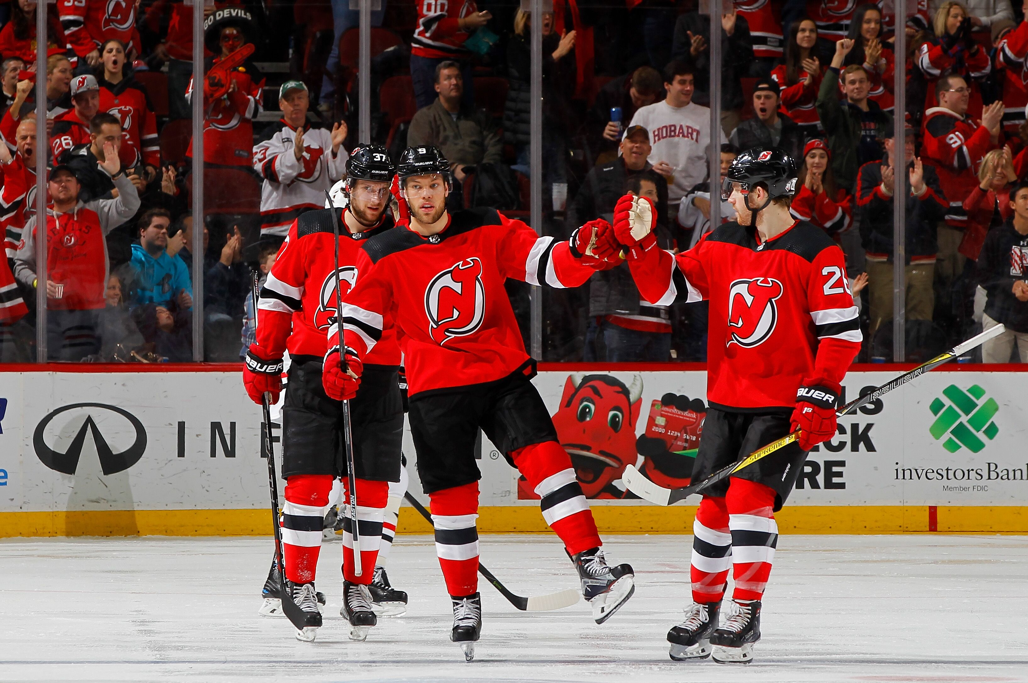 New Jersey Devils  Tanking Should Be Furthest Thing From Fans Minds fce6a34558e