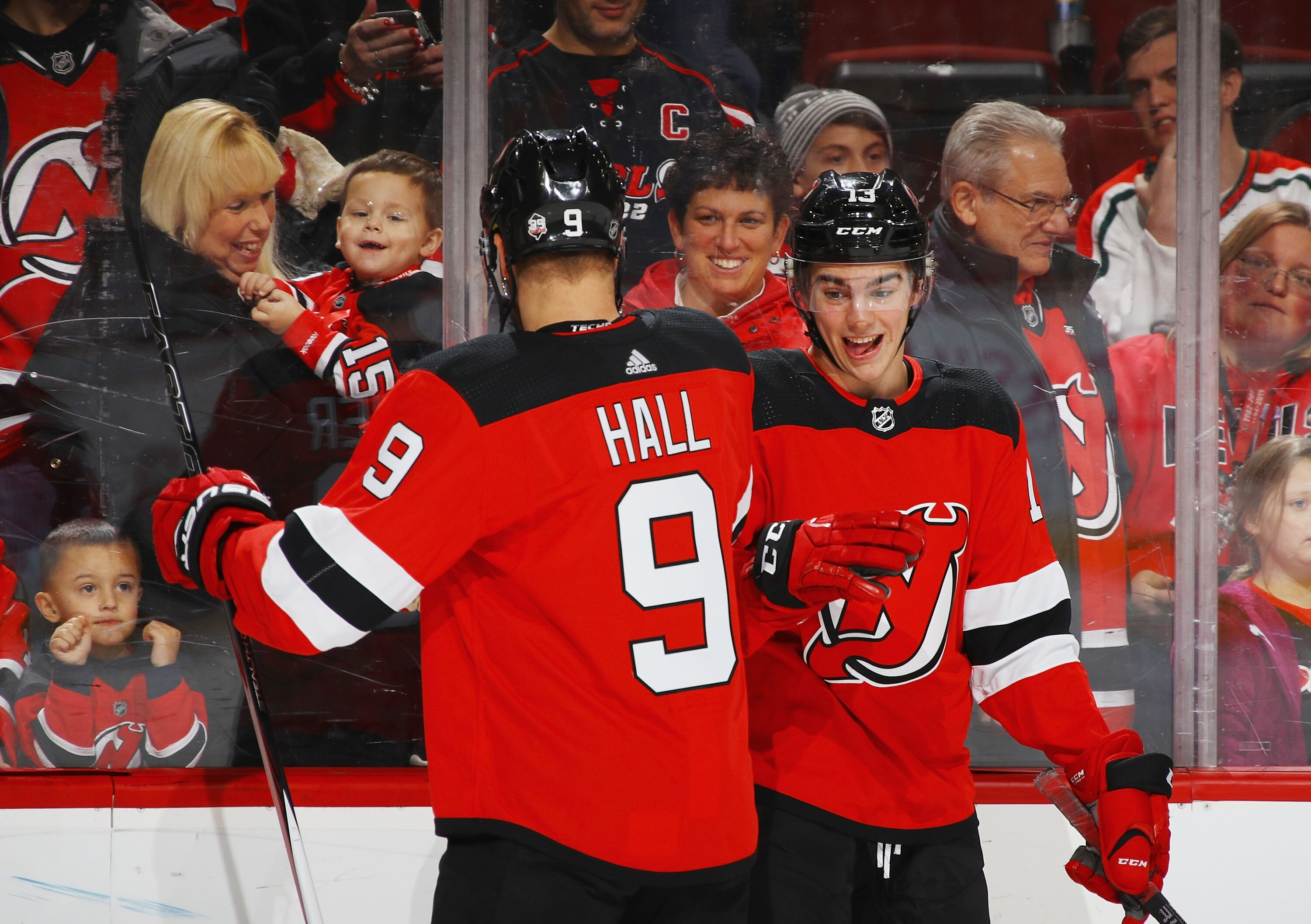 New Jersey Devils: Nico Hischier and Taylor Hall Among ...