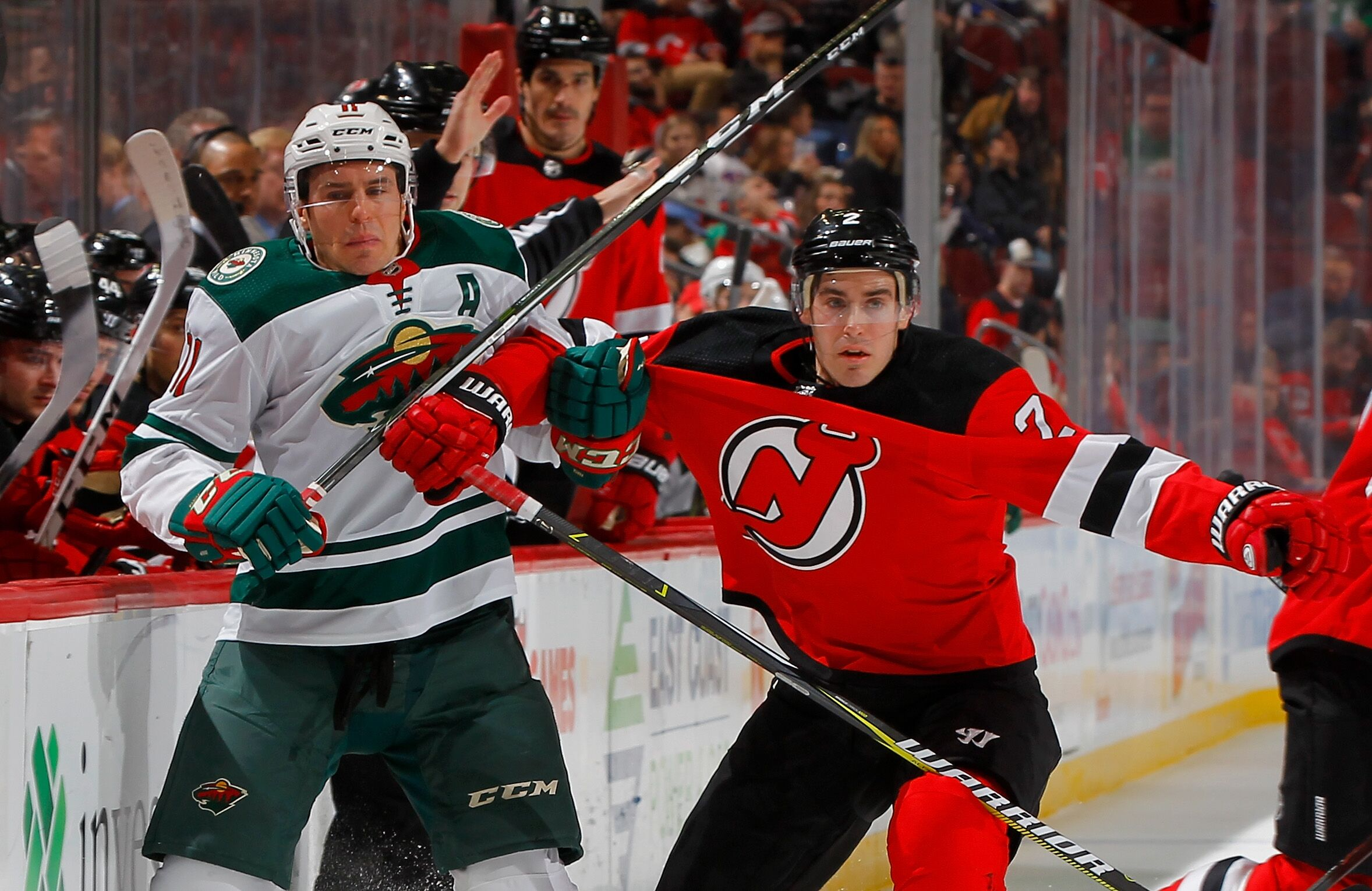 d6f845ae11c New Jersey Devils: Did Team Luck Out Losing Zach Parise?
