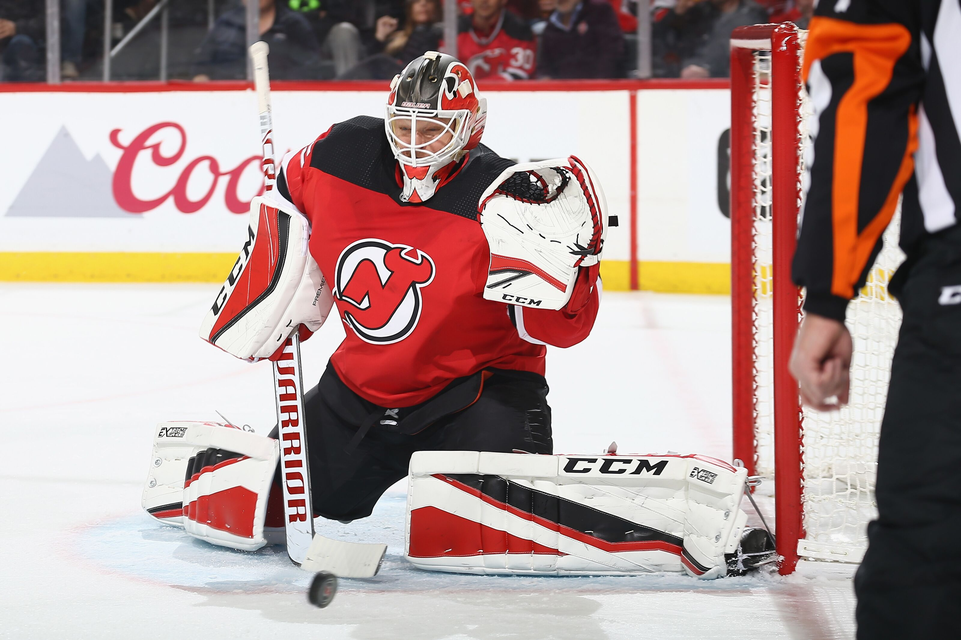 super popular 13ab0 cc69a New Jersey Devils: Cory Schneider Changed His Career In ...