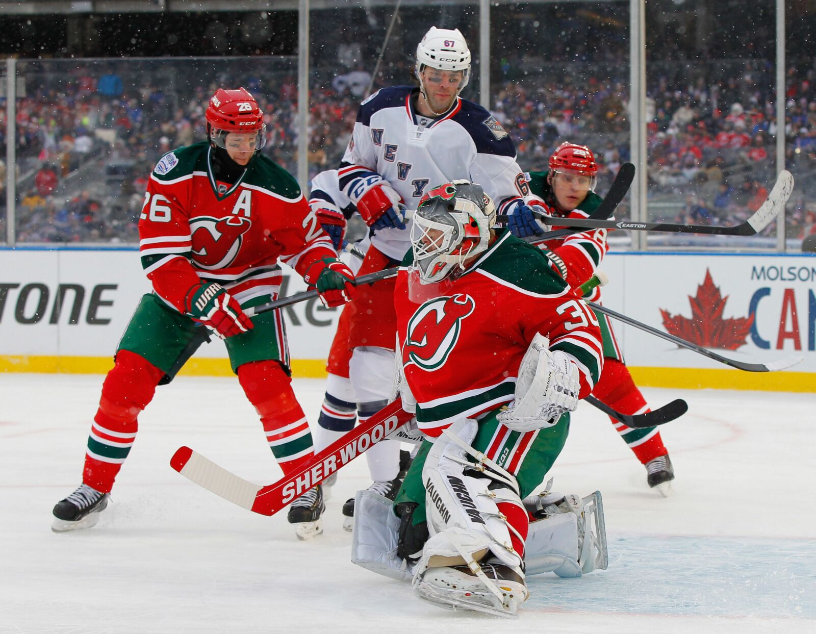 low priced da496 6862f New Jersey Devils: Taking A Look At The New Jersey