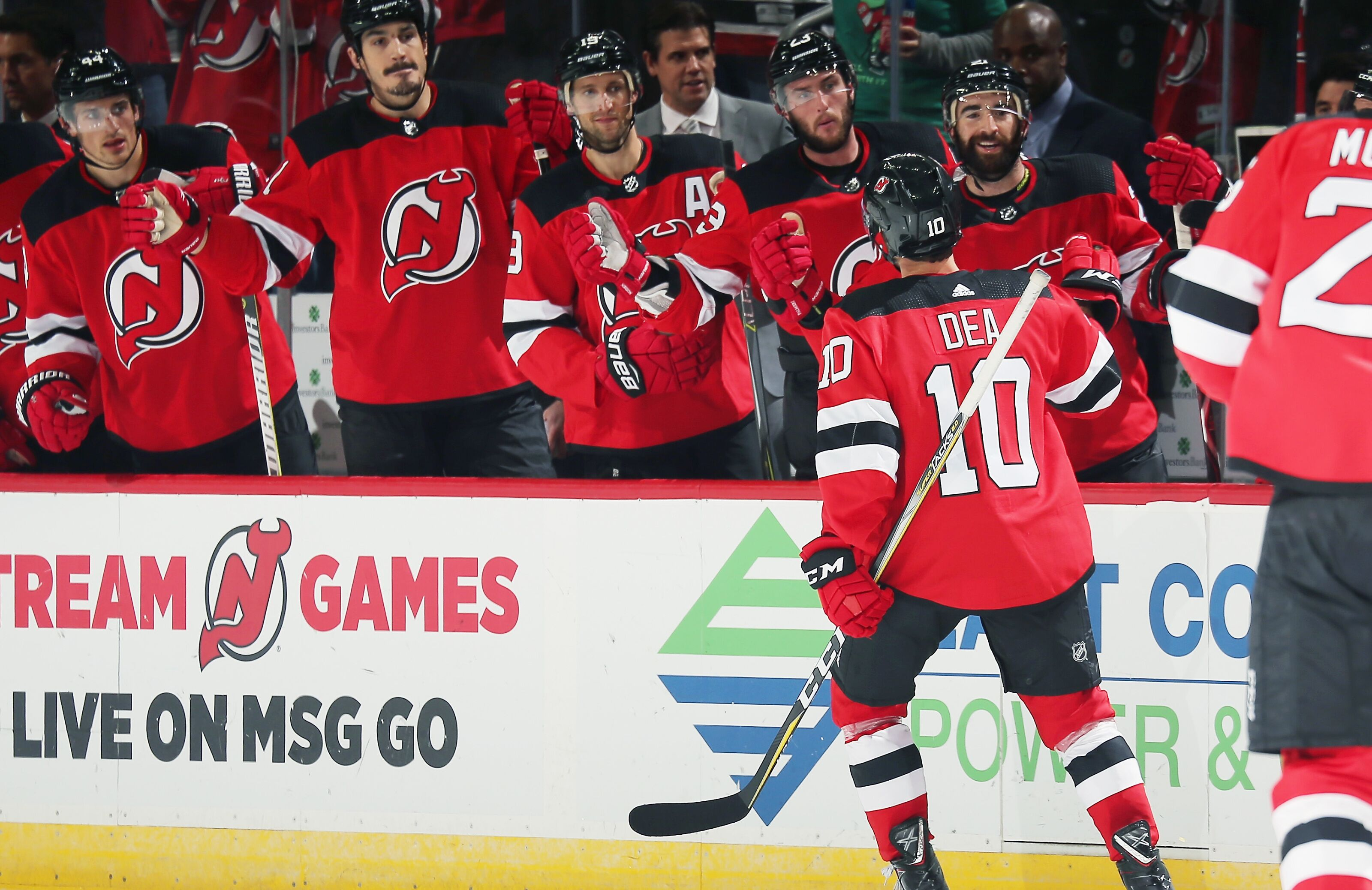 new product b6c6b c80e2 New Jersey Devils: Much To Be Excited About Going Into Week ...