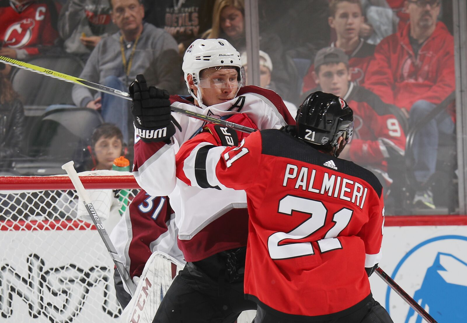 New Jersey Devils Lose Undefeated Record In Sloppy Performance Against  Colorado Avalanche 7882df465
