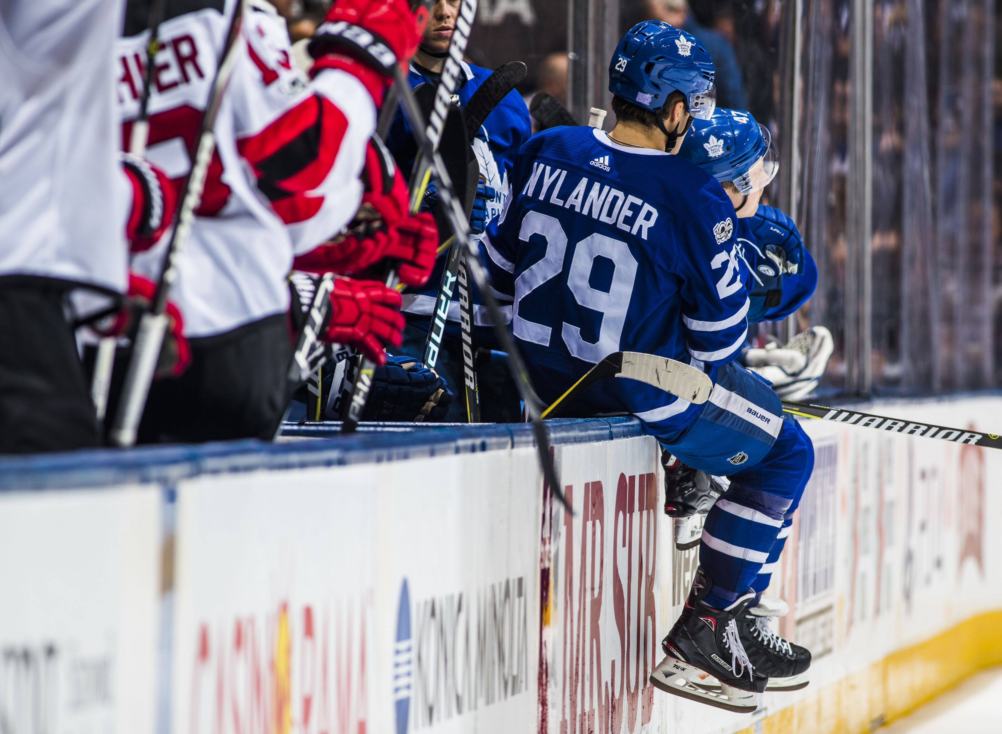 8261229dfd0 New Jersey Devils  Would You Trade Ty Smith for William Nylander